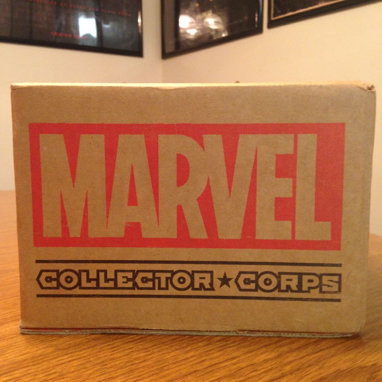 Marvel Collector Corps April Box