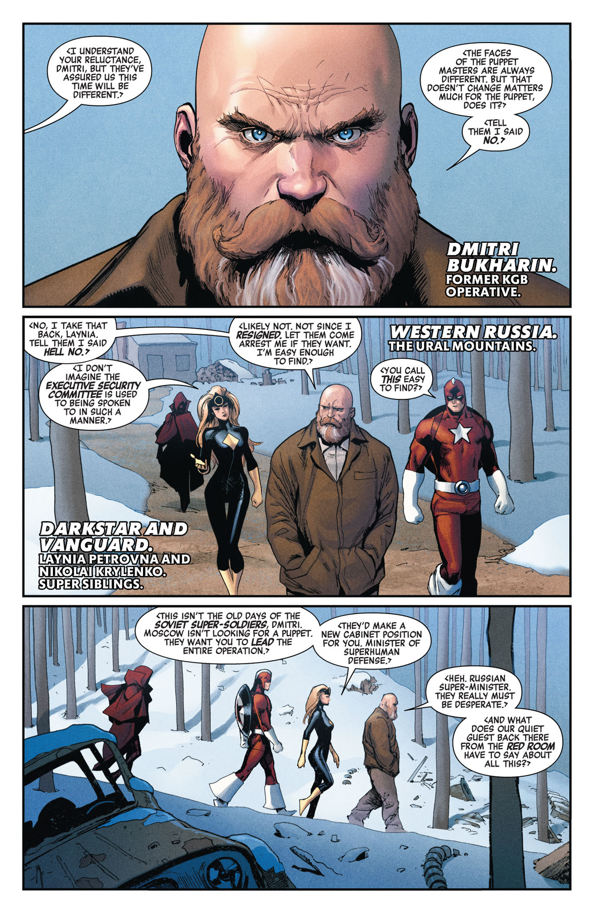 Avengers #10 page 3