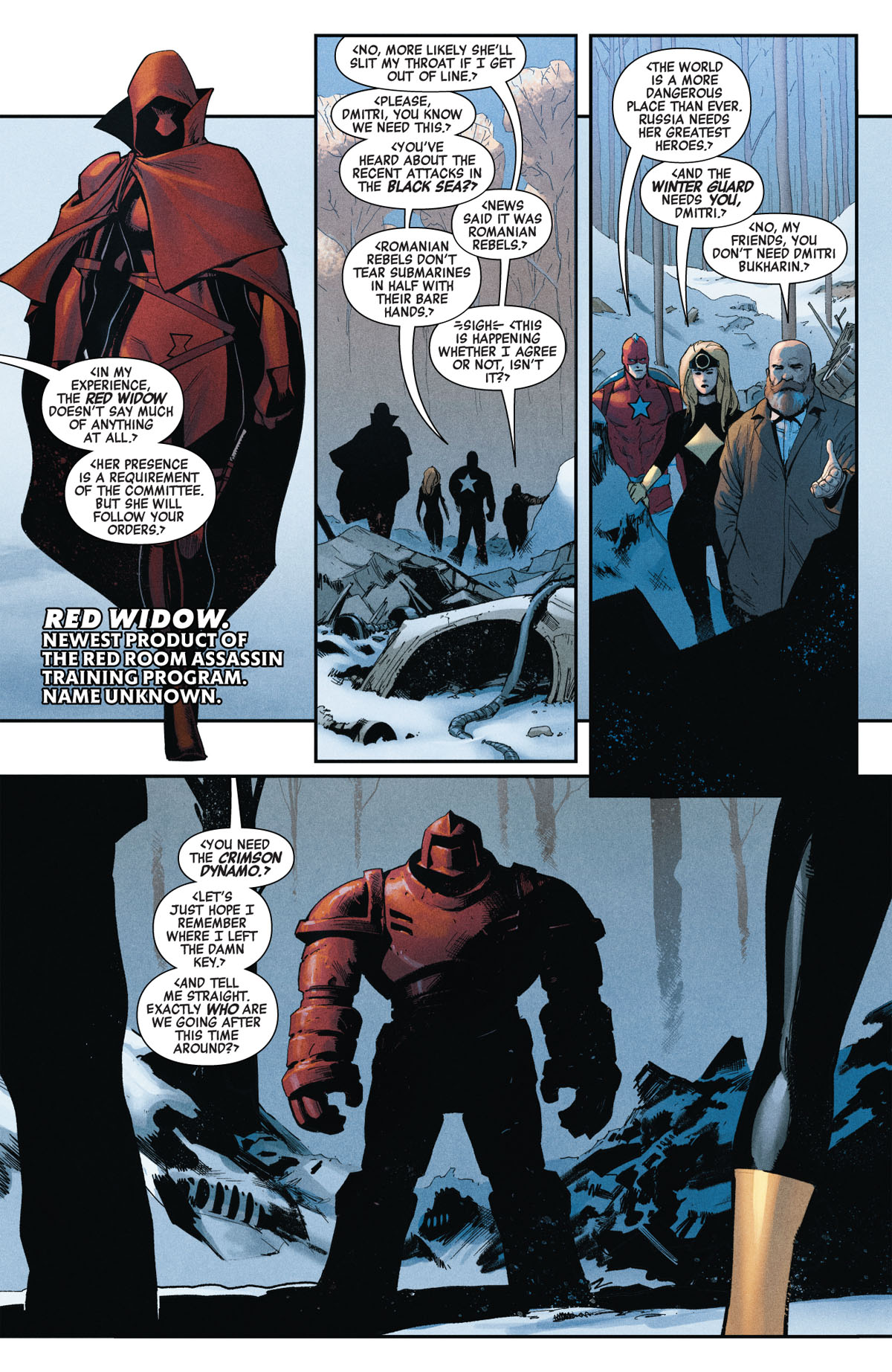 Avengers #10 page 4