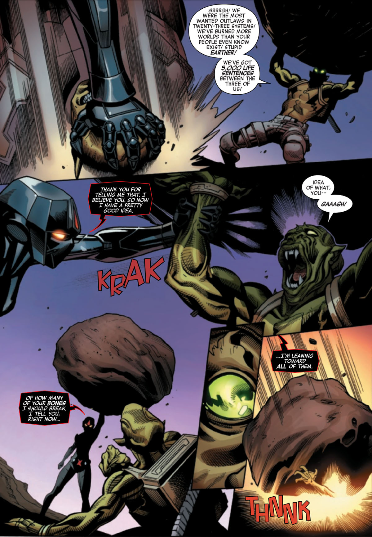 Avengers #29 page 2