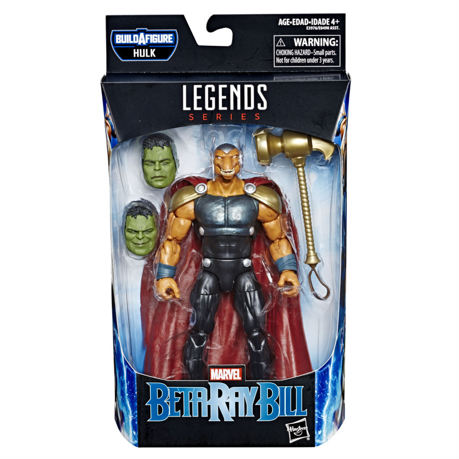 Beta Ray Bill in-package
