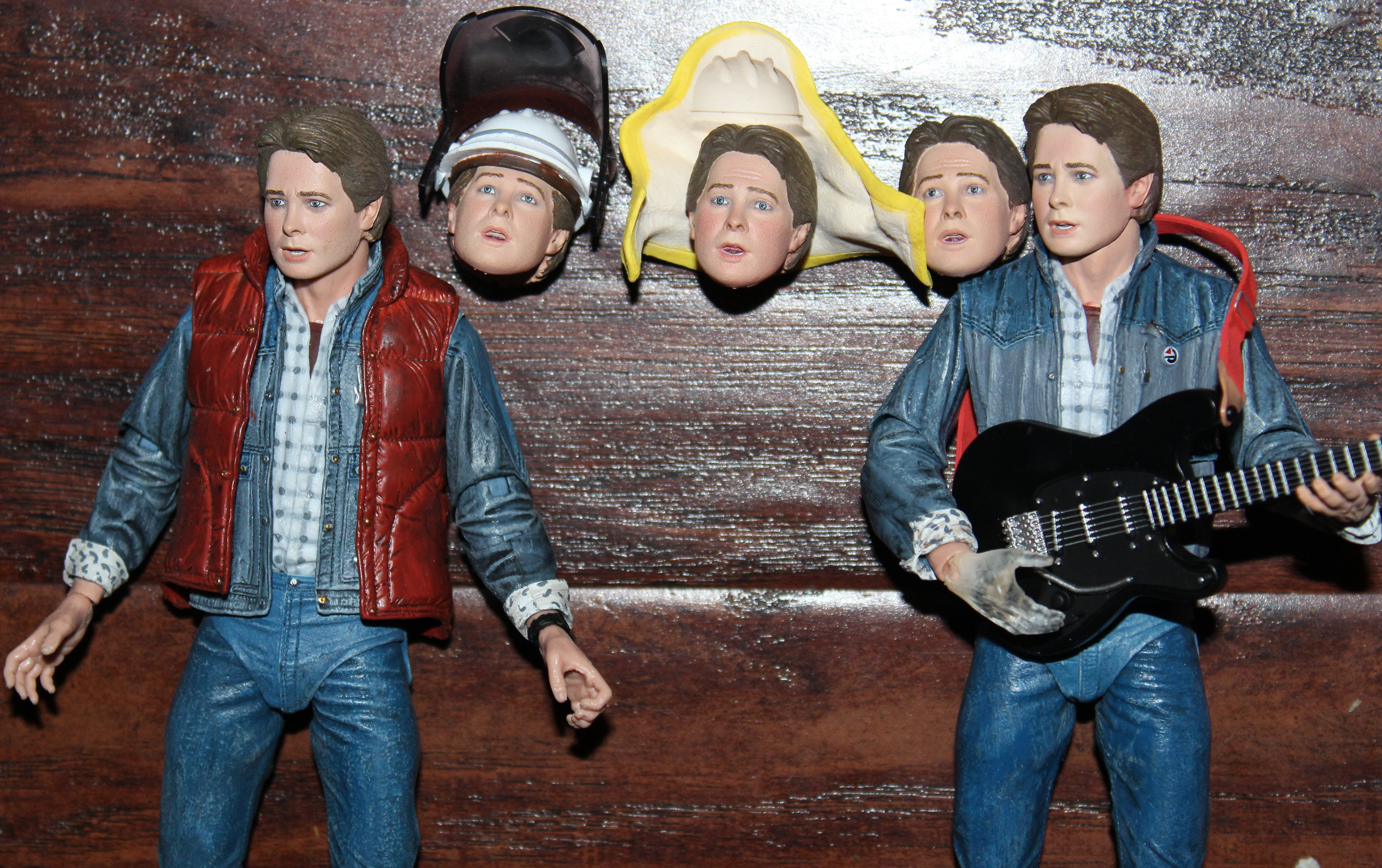 Heads of Marty