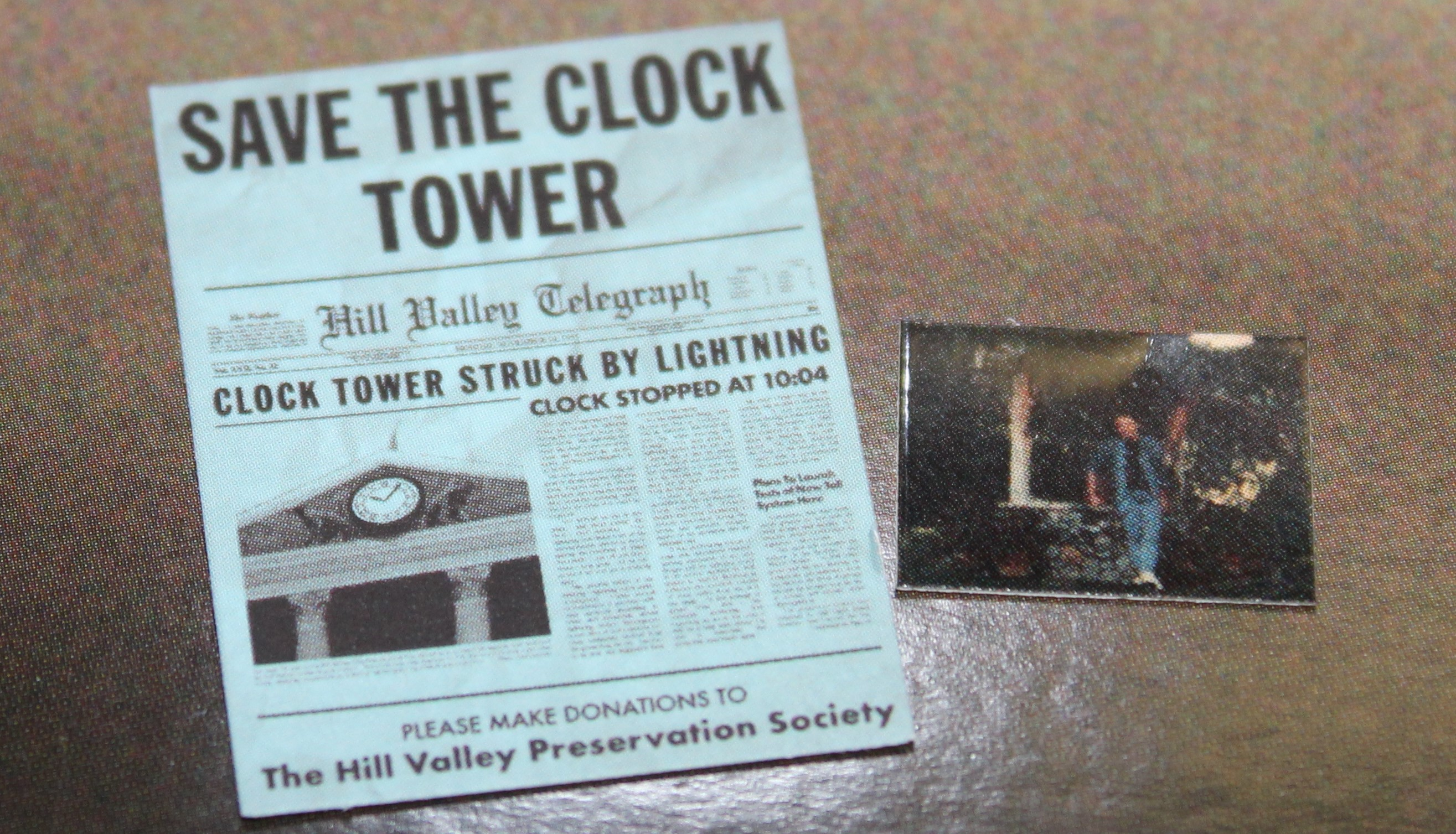 Save the clock tower!