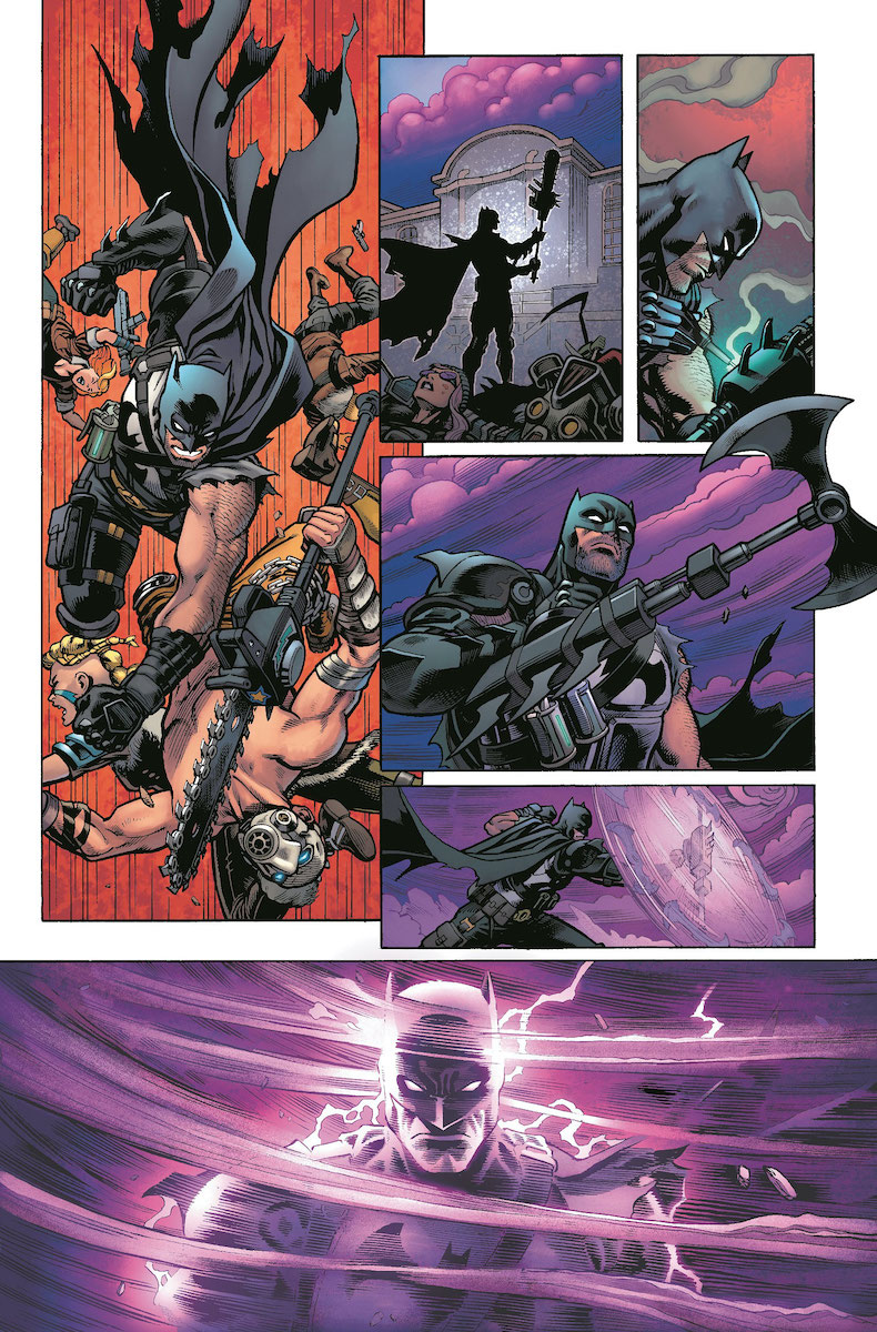 Batman/Fortnite: Zero Point #3 Page 2