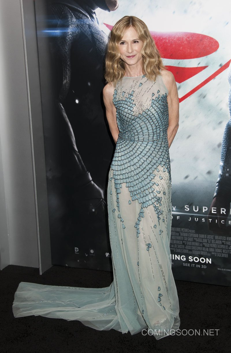 NY Premiere of Batman vs Superman Dawn of Justice Featuring: Holly Hunter Where: New York, New York, United States When: 21 Mar 2016 Credit: WENN.com