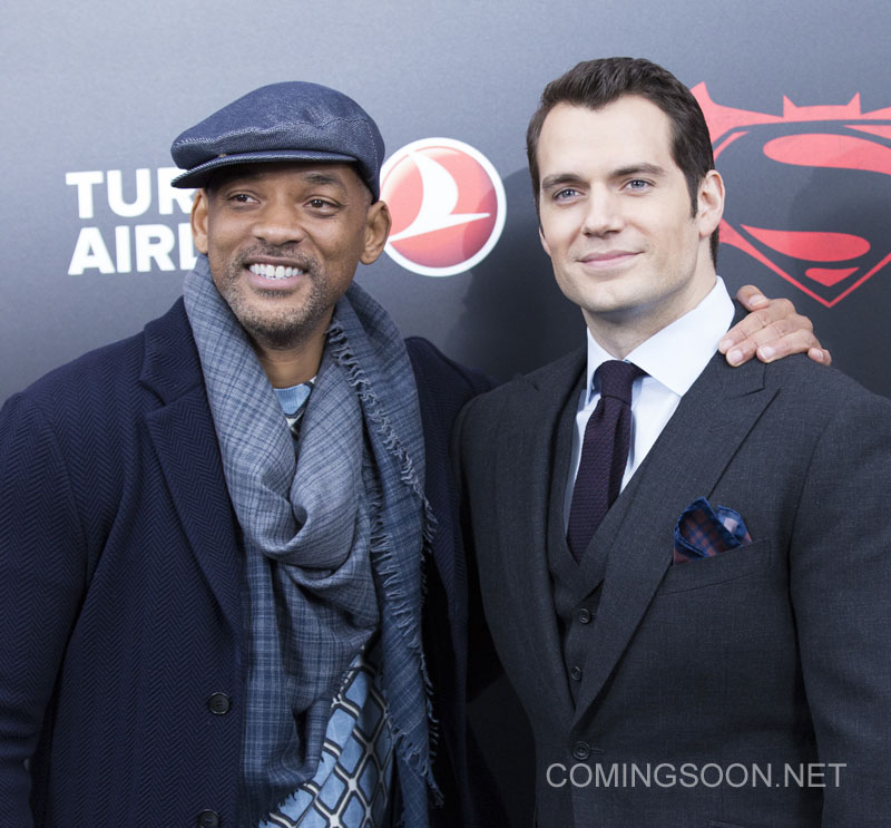 NY Premiere of Batman vs Superman Dawn of Justice Featuring: Will Smith, Henry Cavill Where: New York, New York, United States When: 21 Mar 2016 Credit: WENN.com