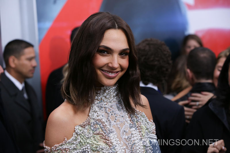 New York premiere of Warner Bros. Pictures' 'Batman v Superman: Dawn of Justice' at Radio City Music Hall - Arrivals Featuring: Gal Gadot Where: New York, United States When: 20 Mar 2016 Credit: Andres Otero/WENN.com