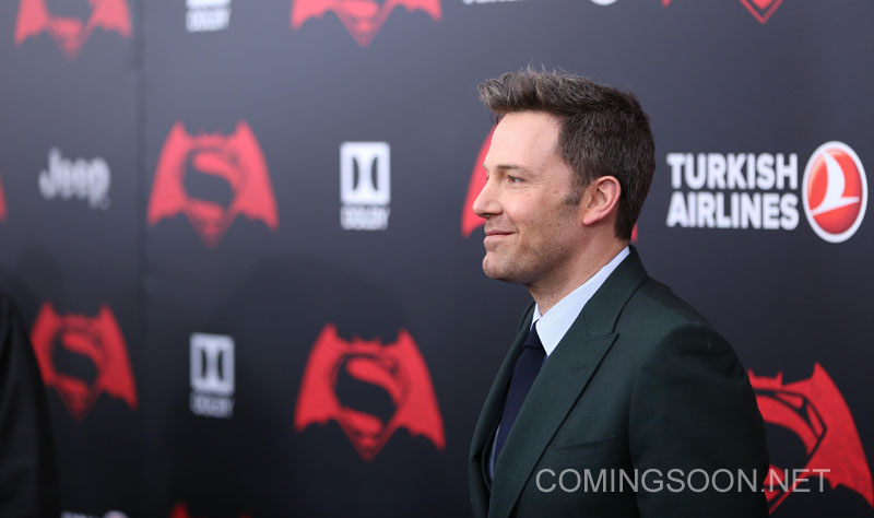 New York premiere of Warner Bros. Pictures' 'Batman v Superman: Dawn of Justice' at Radio City Music Hall - Arrivals Featuring: Ben Affleck Where: New York, United States When: 20 Mar 2016 Credit: Andres Otero/WENN.com