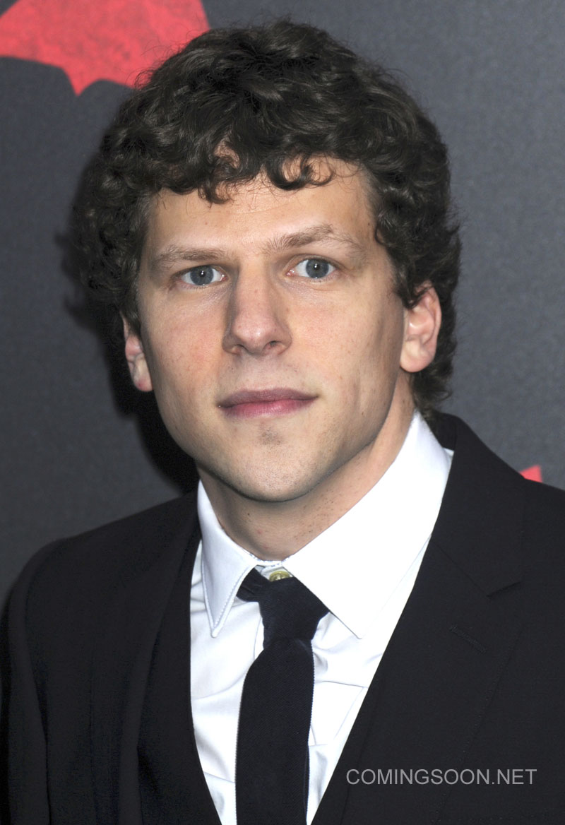 New York premiere of Warner Bros. Pictures' 'Batman v Superman: Dawn of Justice' at Radio City Music Hall - Arrivals Featuring: Jesse Eisenberg Where: New York, United States When: 20 Mar 2016 Credit: Dennis Van Tine/Future Image/WENN.com **Not available for publication in Germany, Poland, Russia, Hungary, Slovenia, Czech Republic, Serbia, Croatia, Slovakia**