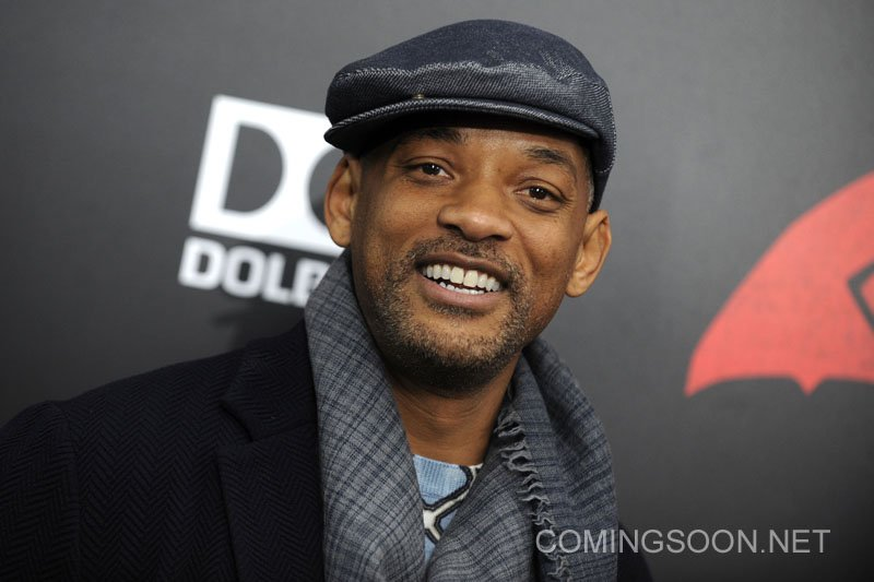 New York premiere of Warner Bros. Pictures' 'Batman v Superman: Dawn of Justice' at Radio City Music Hall - Arrivals Featuring: Will Smith Where: New York, United States When: 20 Mar 2016 Credit: Dennis Van Tine/Future Image/WENN.com **Not available for publication in Germany, Poland, Russia, Hungary, Slovenia, Czech Republic, Serbia, Croatia, Slovakia**