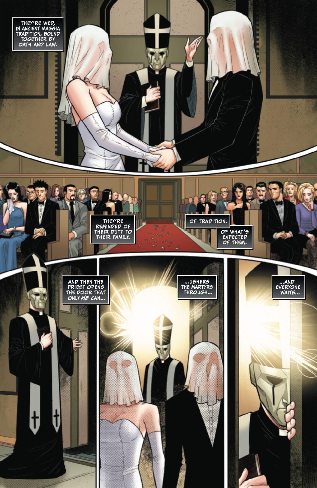 Black Cat Annual #1 page 2