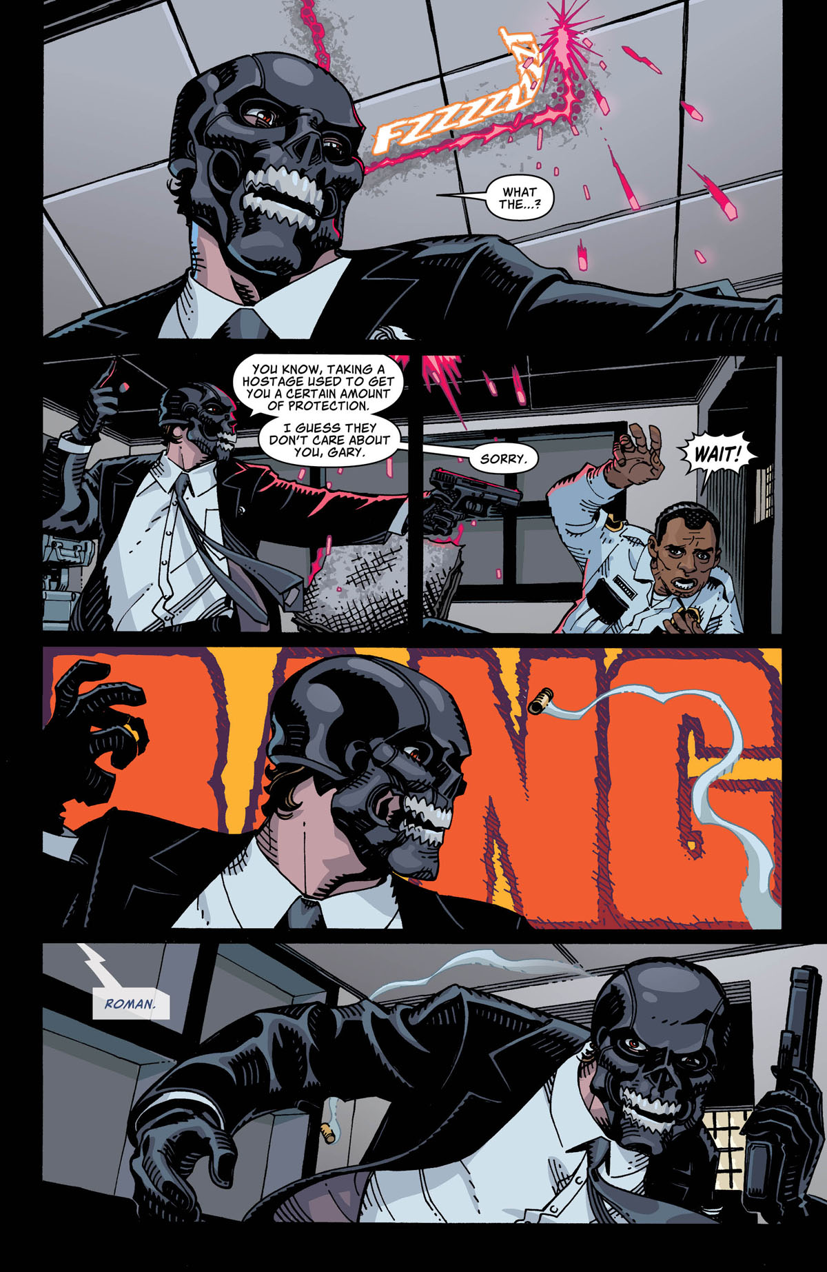 Black Mask: Year of the Villain #1 page 5