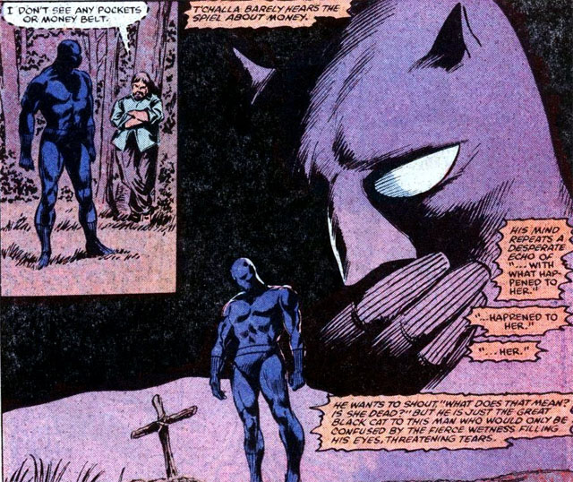 Panther's Quest