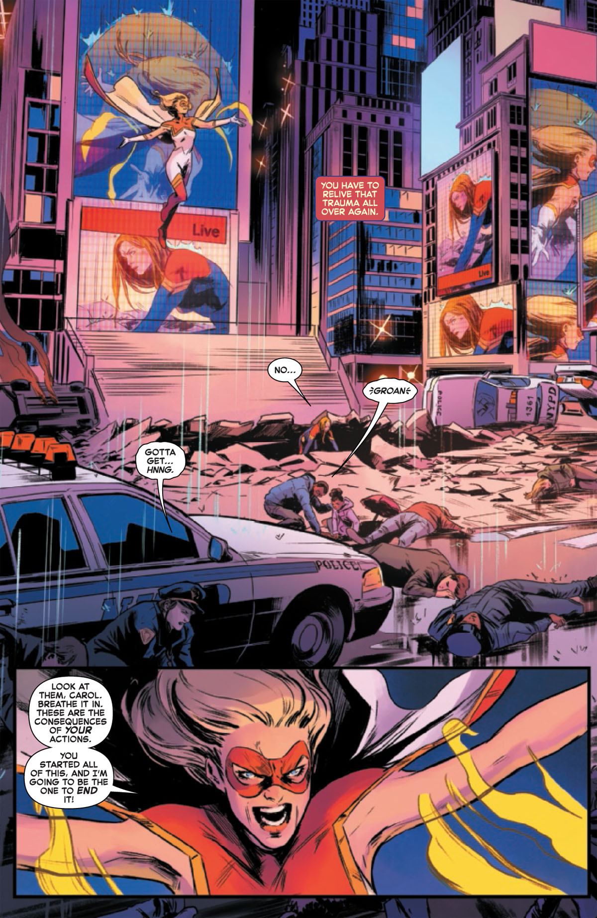 Captain Marvel #11 page 2