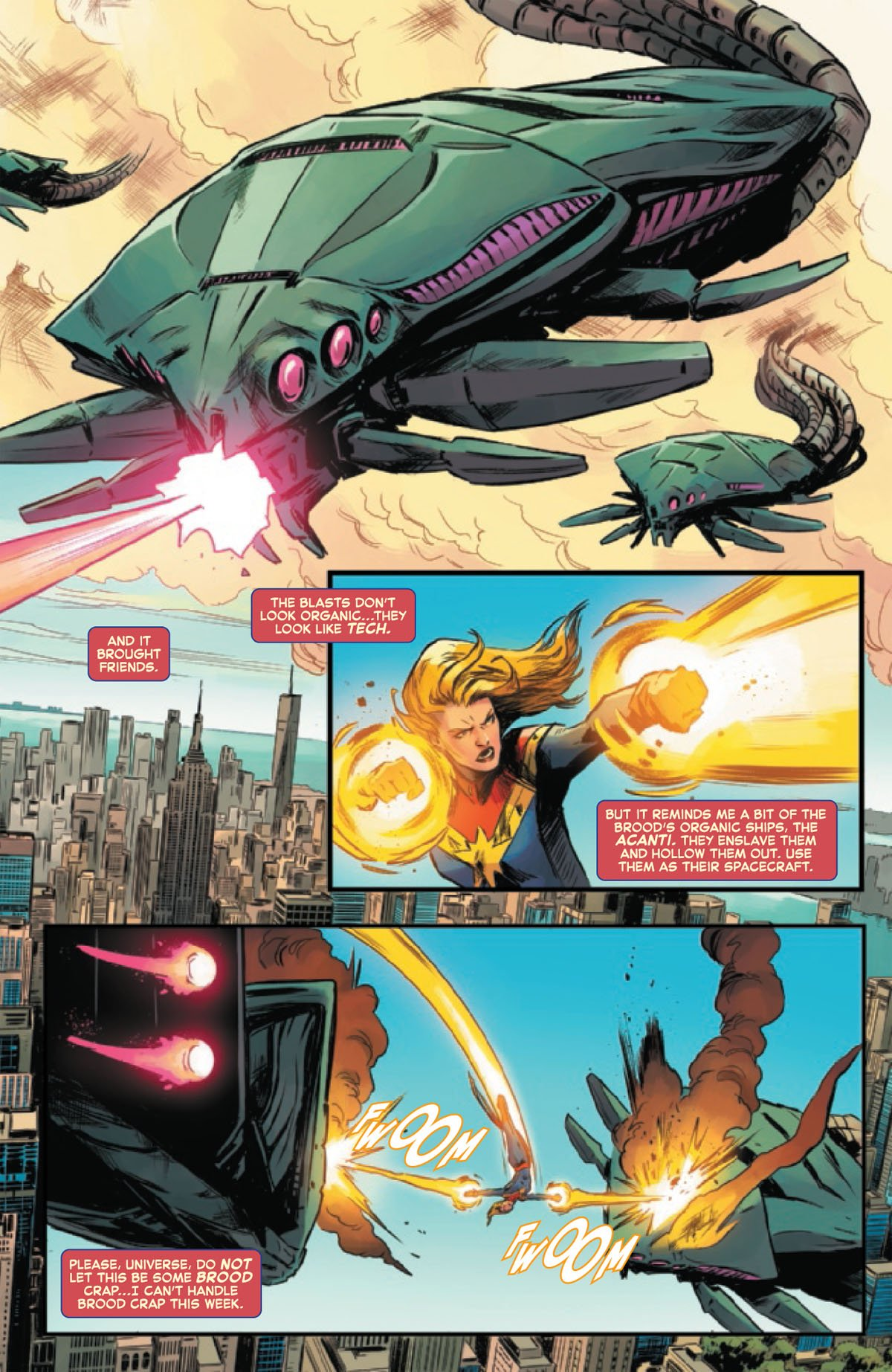 Captain Marvel #8 page 3