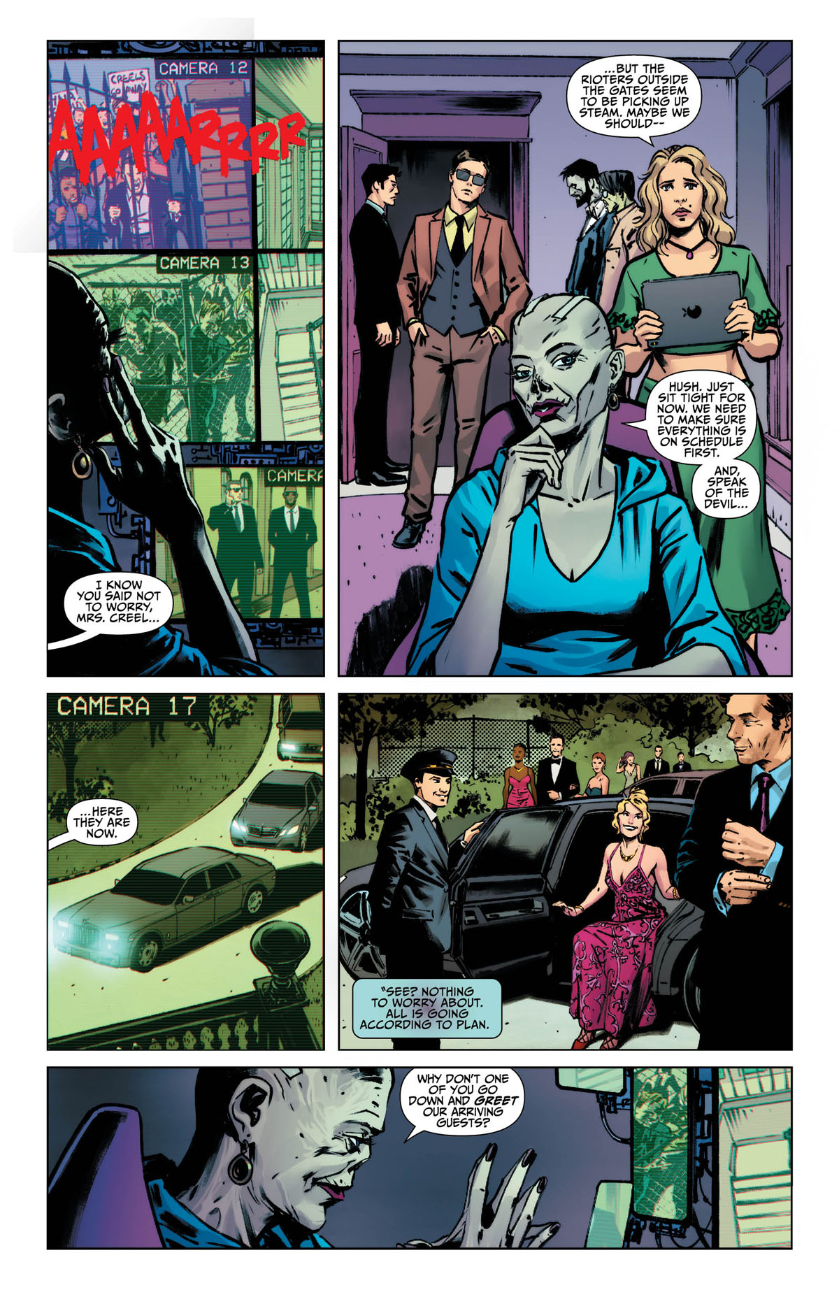 Catwoman #20 page 3
