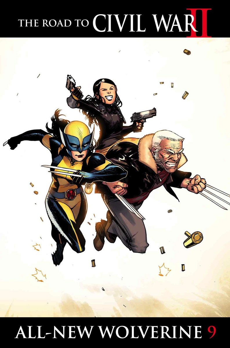 Road to Civil War II: All-New Wolverine