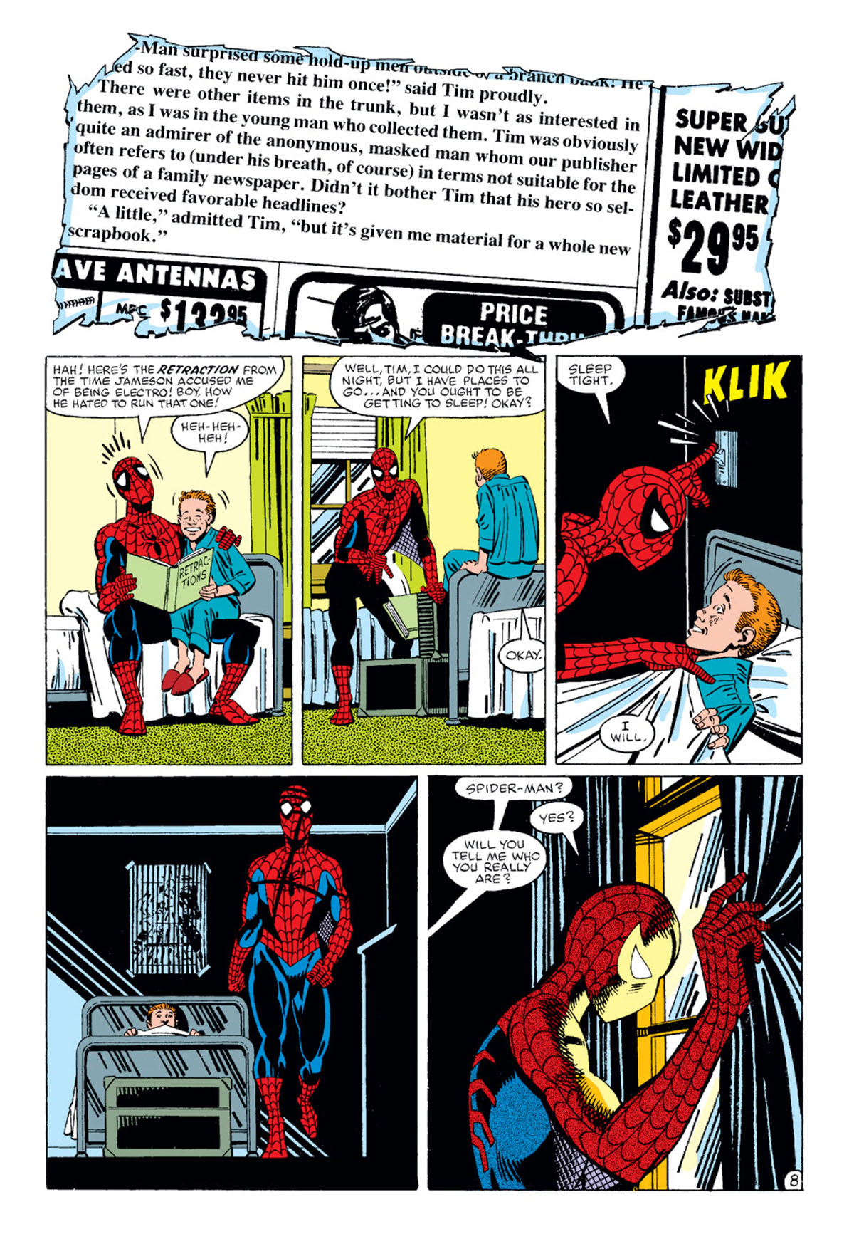3: The Kid Who Collects Spider-Man – Amazing Spider-Man #248