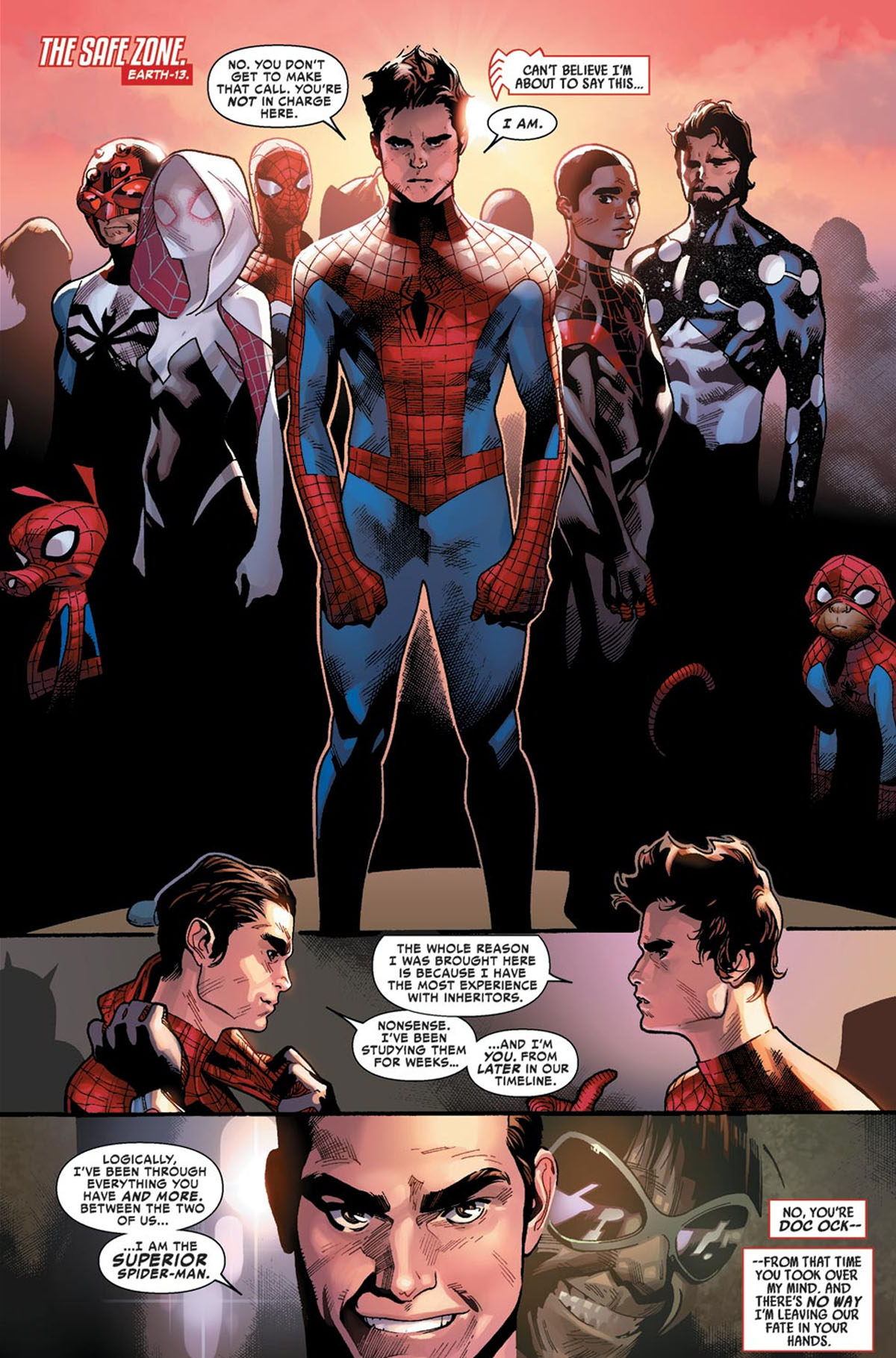 5: Spider-Verse – Amazing Spider-Man Vol. 3 #9–15
