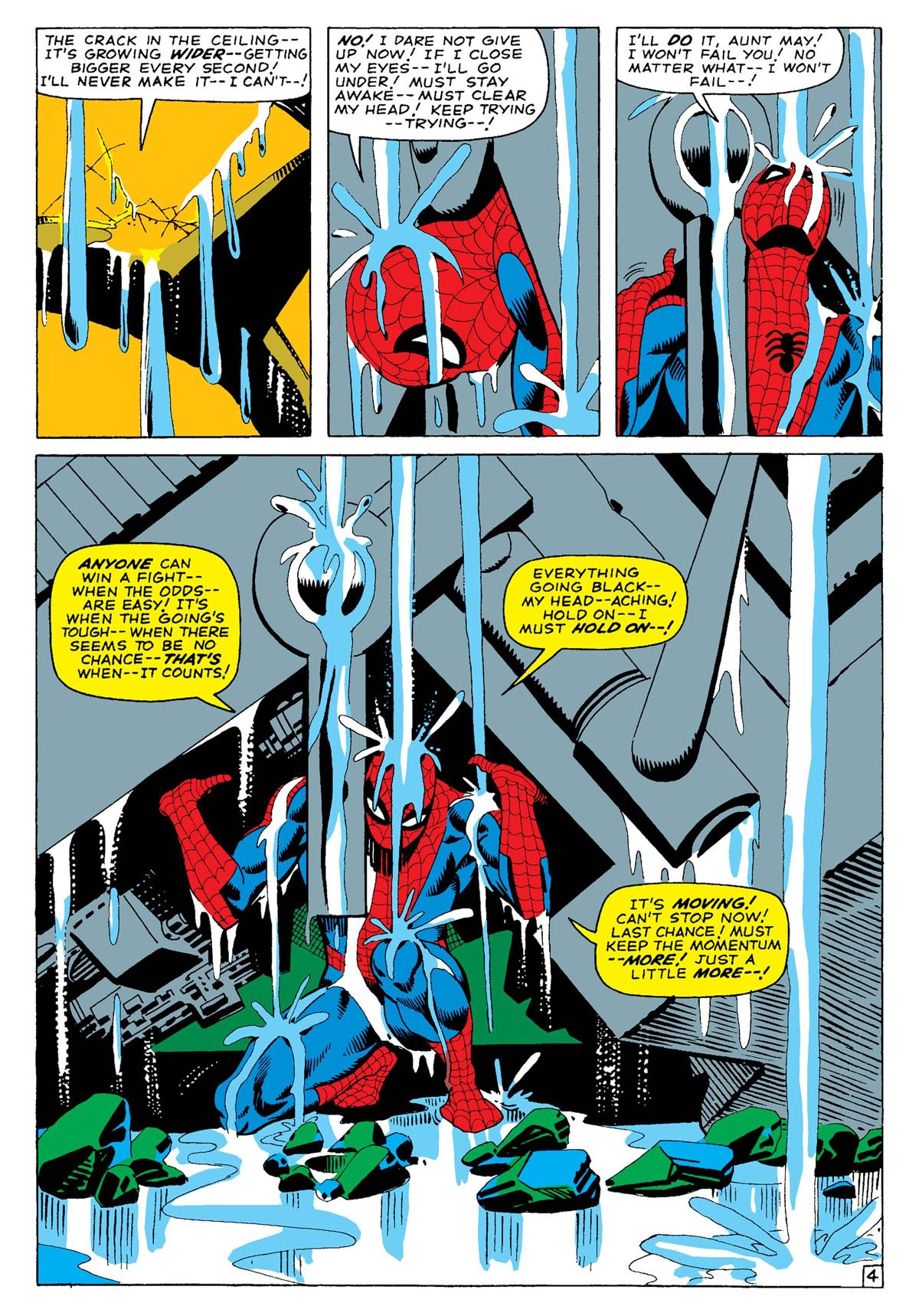 8: If This Be My Destiny – Amazing Spider-Man #31-33