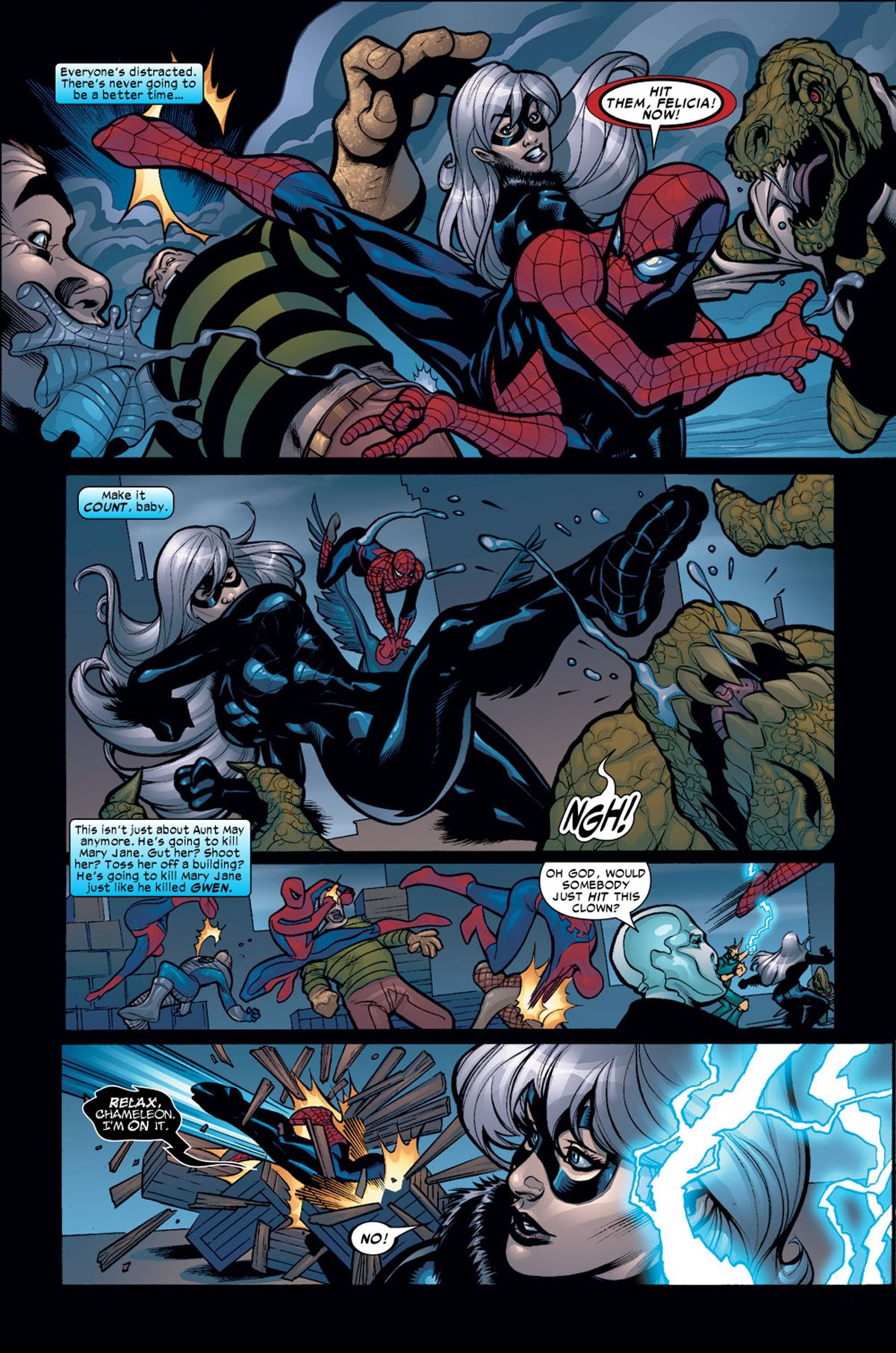 9: Marvel Knights: Spider-Man #1-12