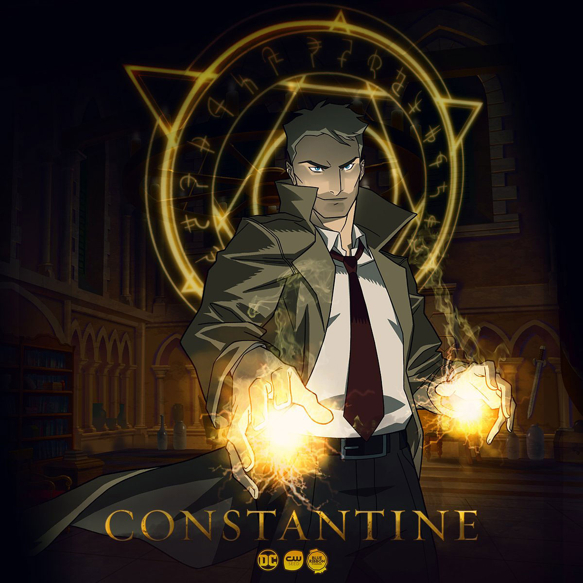 Constantine on CW Seed