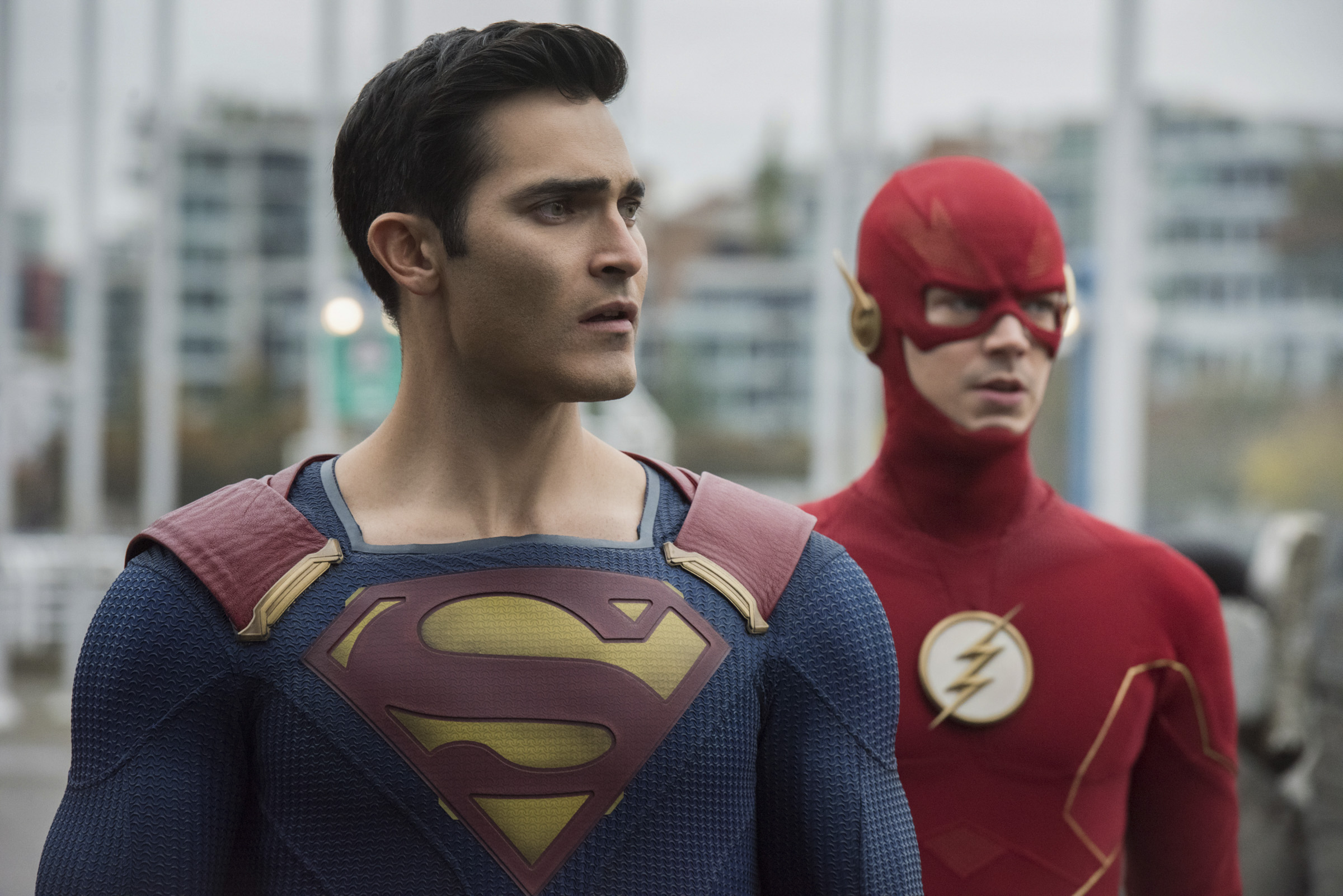 Superman and The Flash