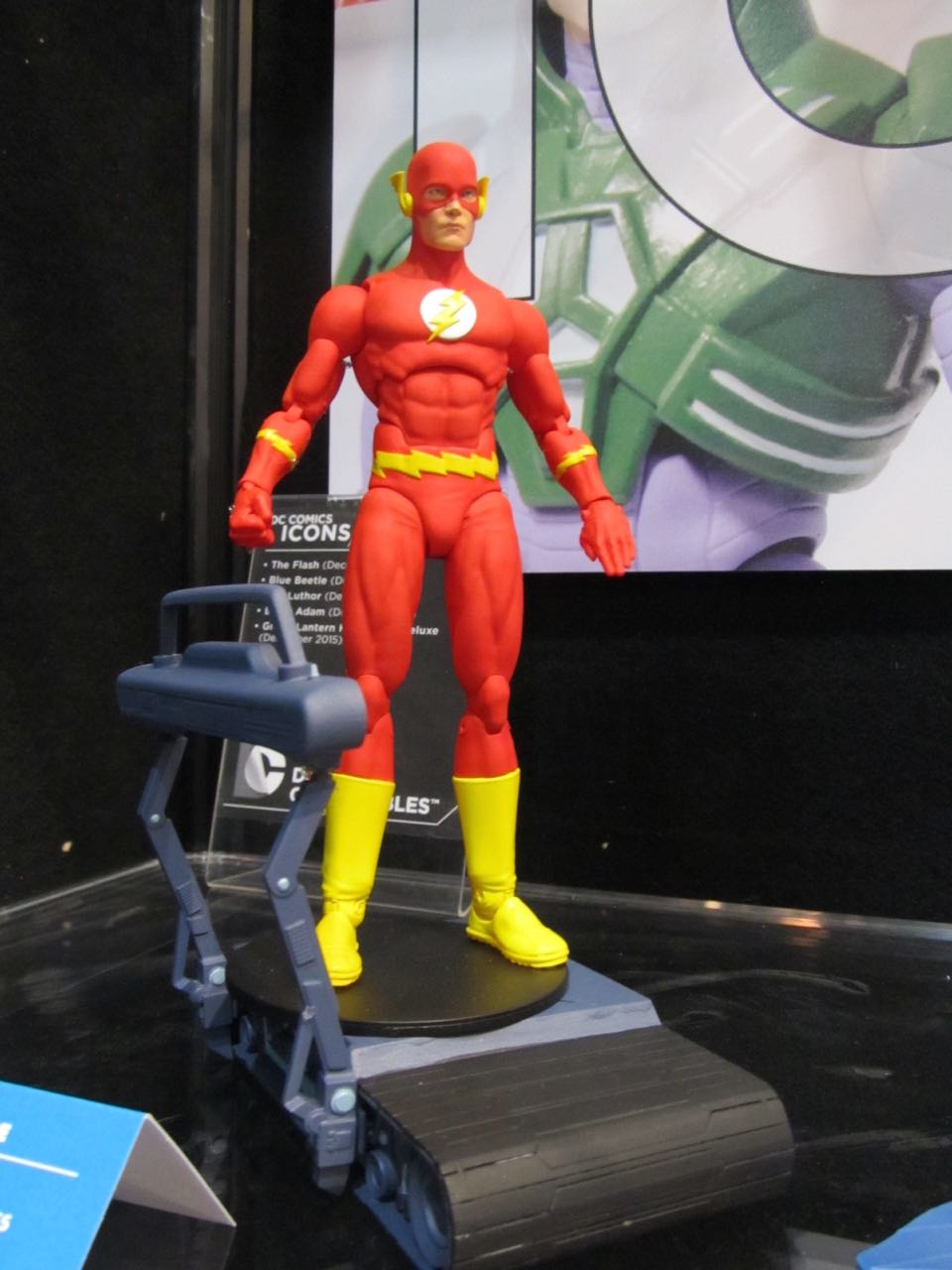 DC Icons The Flash