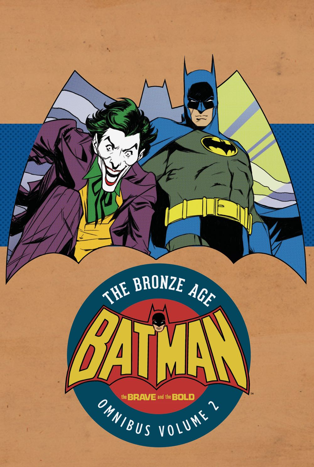 BATMAN IN THE BRAVE AND THE BOLD: THE BRONZE AGE OMNIBUS VOL. 2 HC