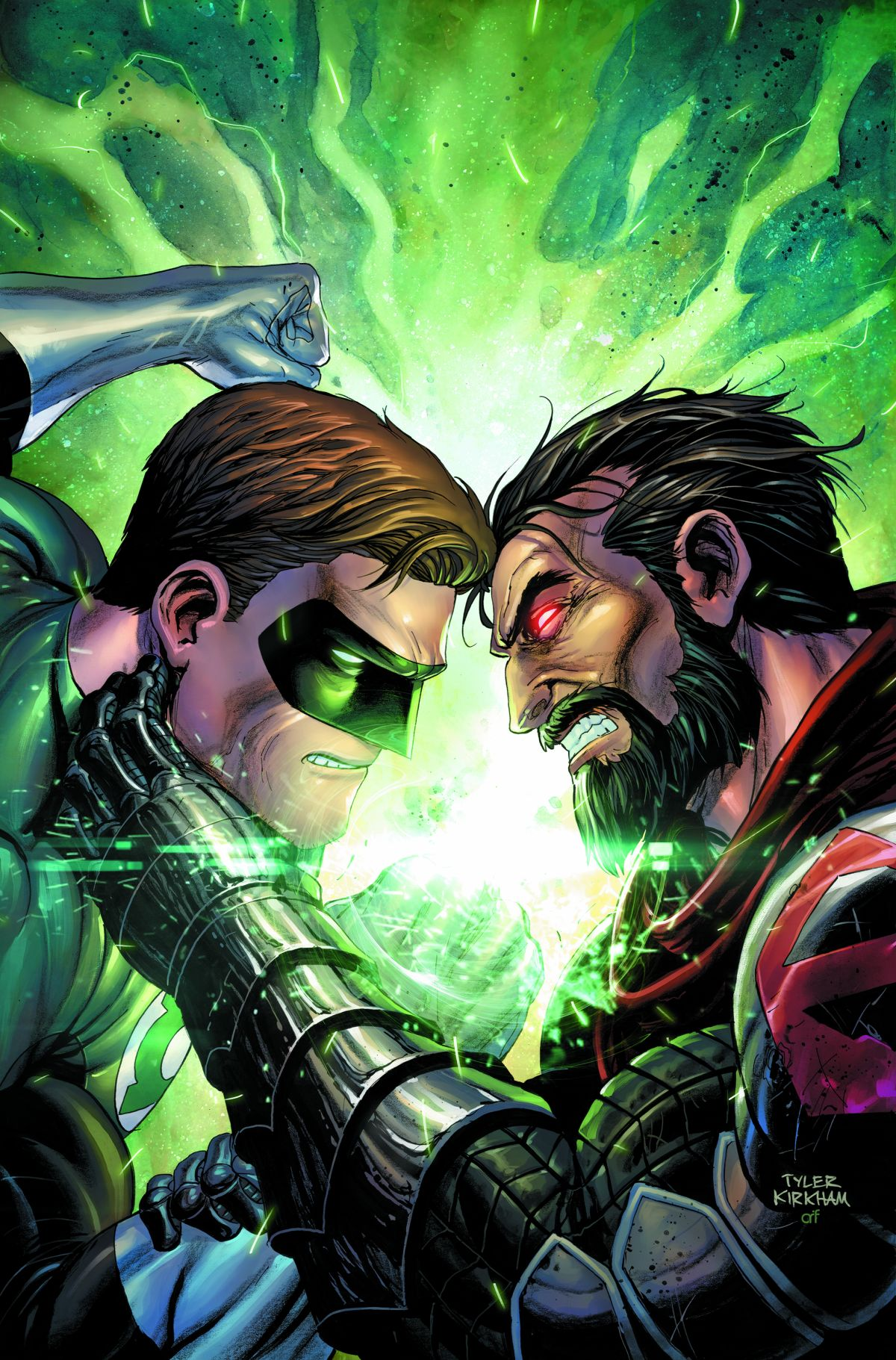 HAL JORDAN AND THE GREEN LANTERN CORPS VOL. 6: ZOD'S WILL TP