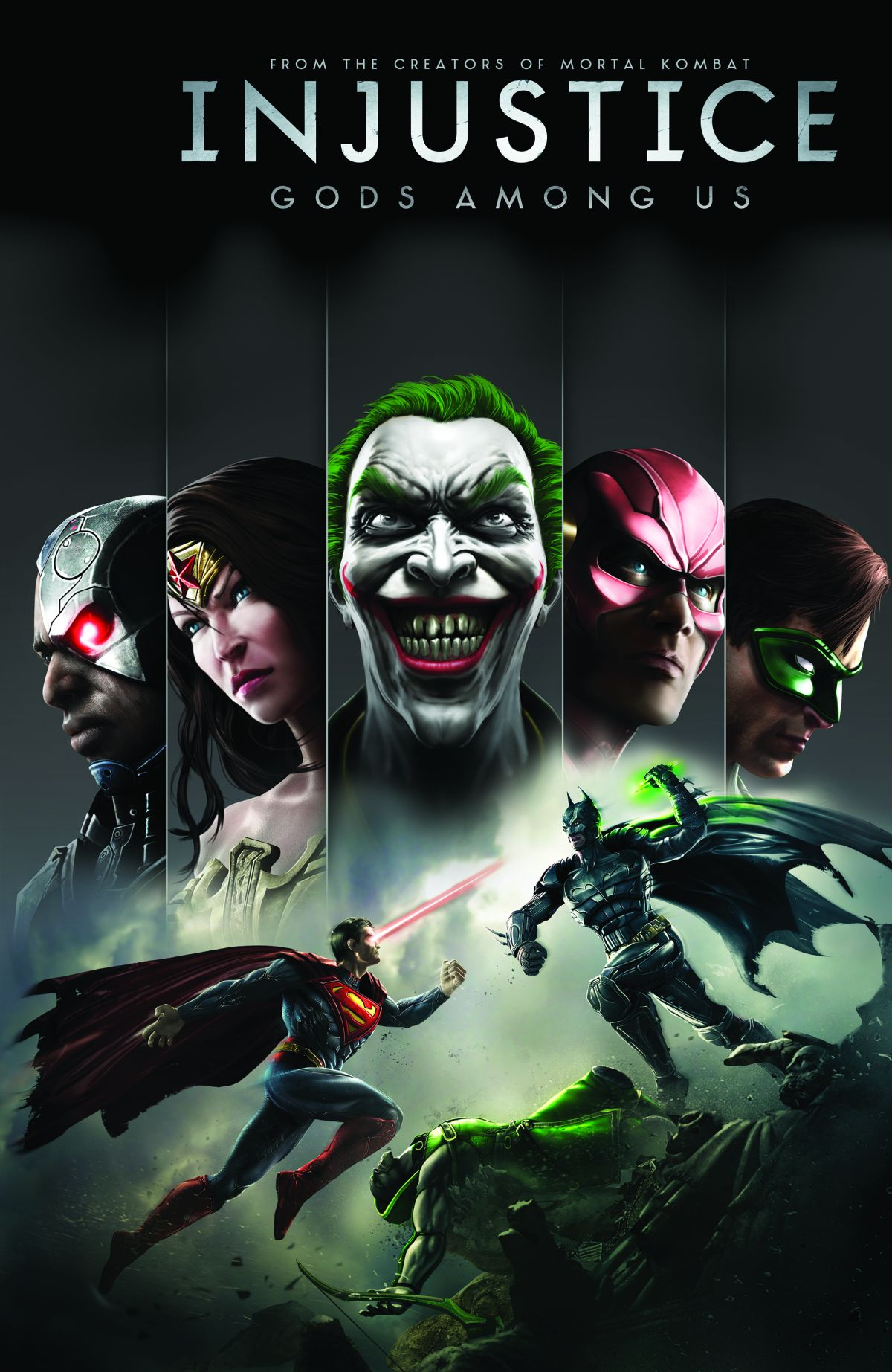 INJUSTICE: GODS AMONG US YEAR ONE DELUXE EDITION BOOK ONE HC