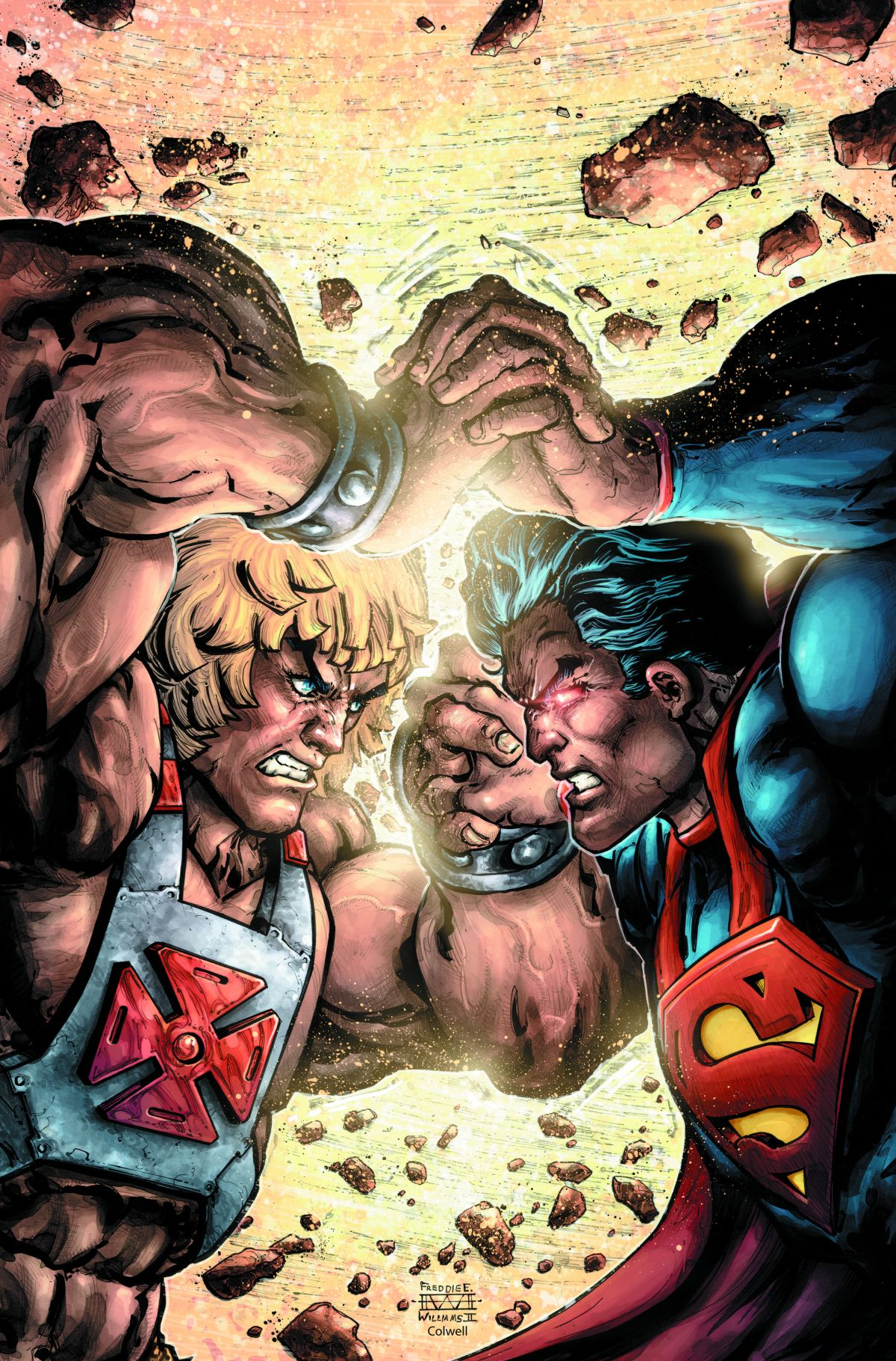 INJUSTICE VS. THE MASTERS OF THE UNIVERSE #2