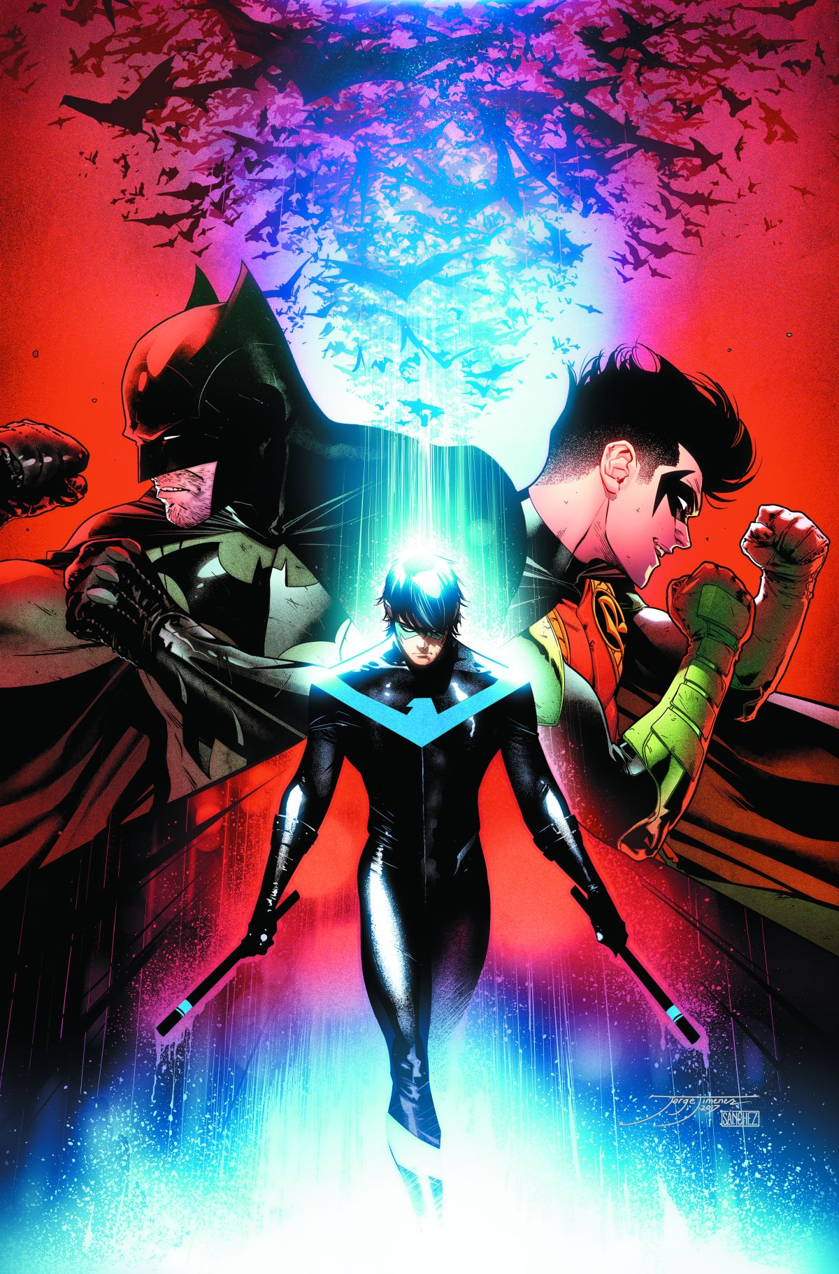 NIGHTWING VOL. 6: THE UNTOUCHABLE TP
