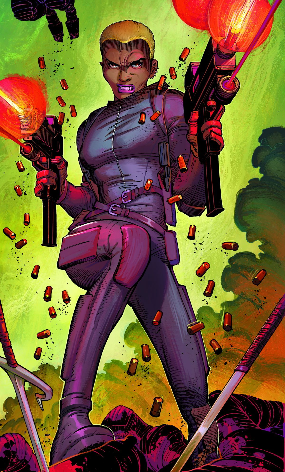 THE SILENCER VOL. 1: CODE OF HONOR TP