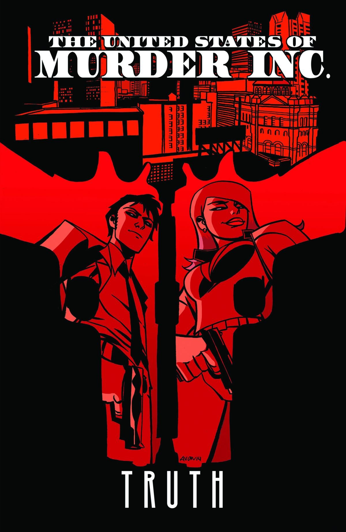 THE UNITED STATES OF MURDER INC. VOL. 1: TRUTH TP