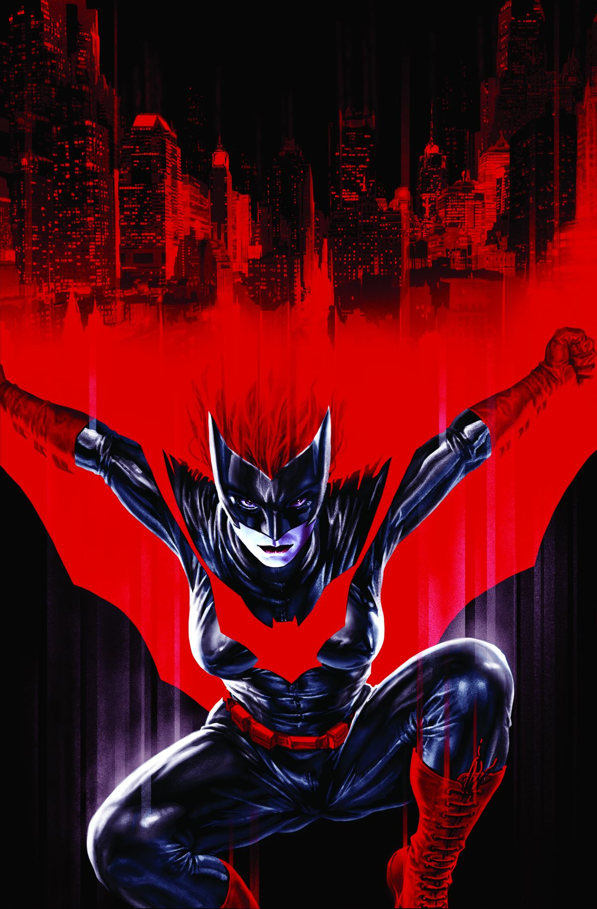BATWOMAN VOL. 3: FALL OF THE HOUSE OF KANE TP