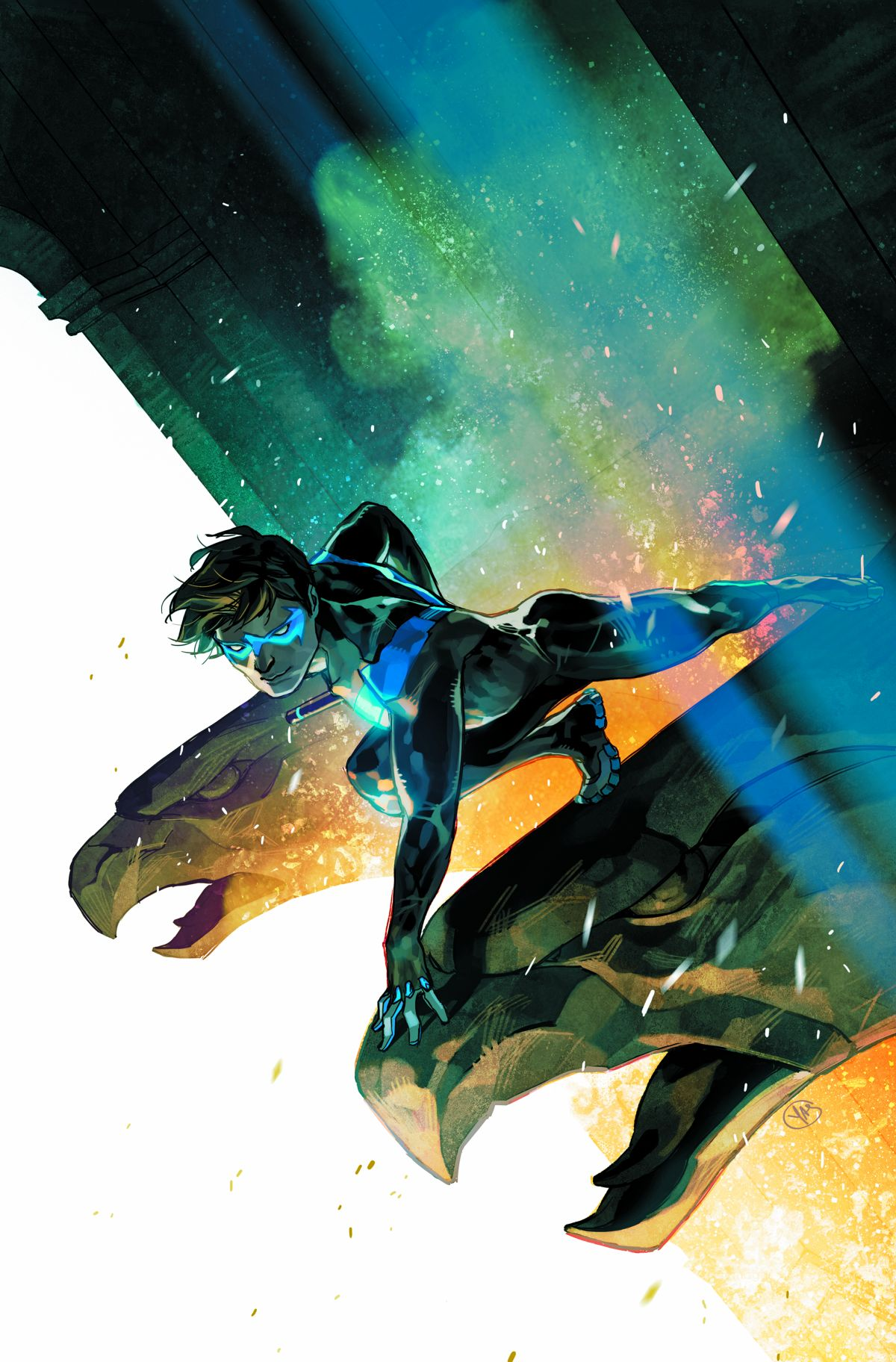 NIGHTWING: THE REBIRTH DELUXE EDITION BOOK THREE HC