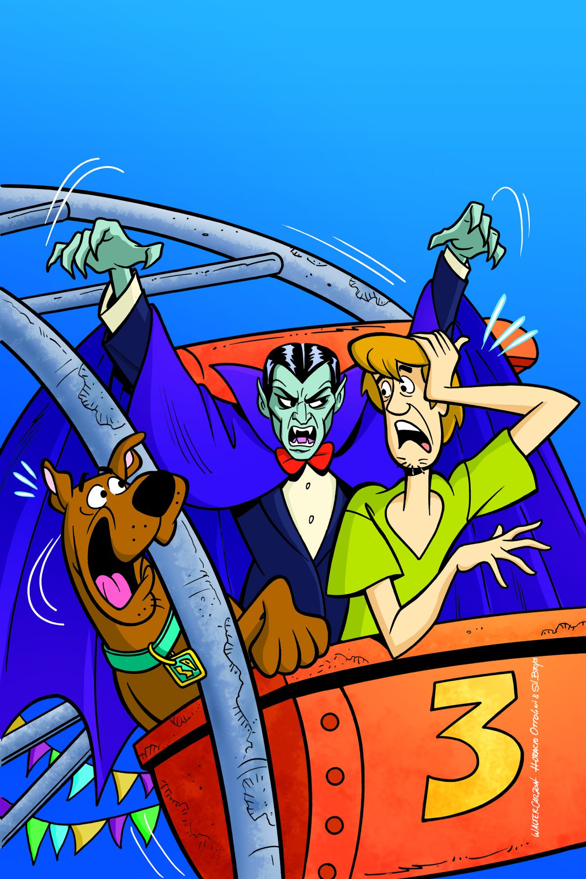 SCOOBY-DOO, WHERE ARE YOU? #96