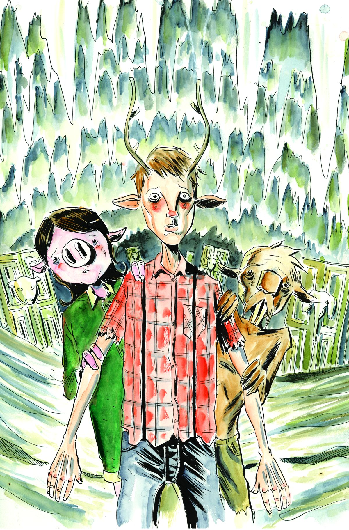 SWEET TOOTH BOOK THREE TP