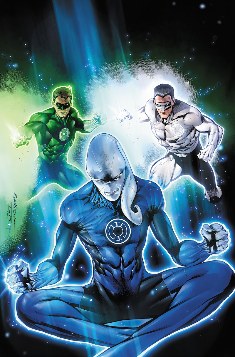 HAL JORDAN AND THE GREEN LANTERN CORPS VOL. 3: THE QUEST FOR HOPE TP