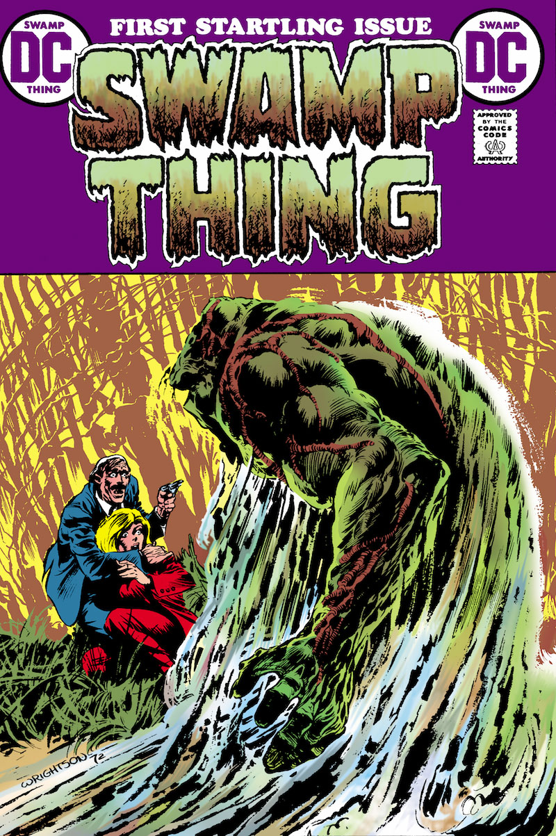 SWAMP THING: THE BRONZE AGE OMNIBUS HC