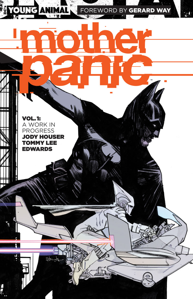 MOTHER PANIC VOL. 1: A WORK IN PROGRESS TP