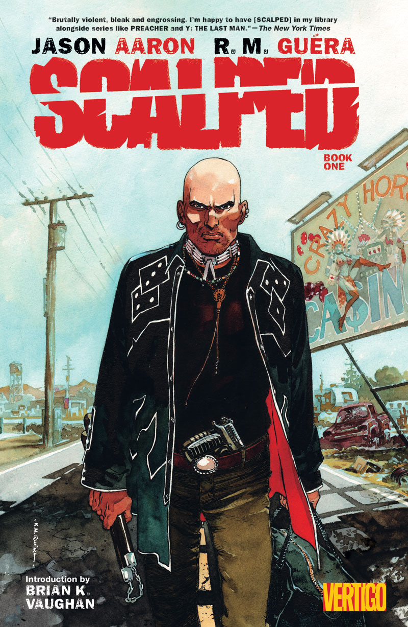 SCALPED BOOK ONE TP