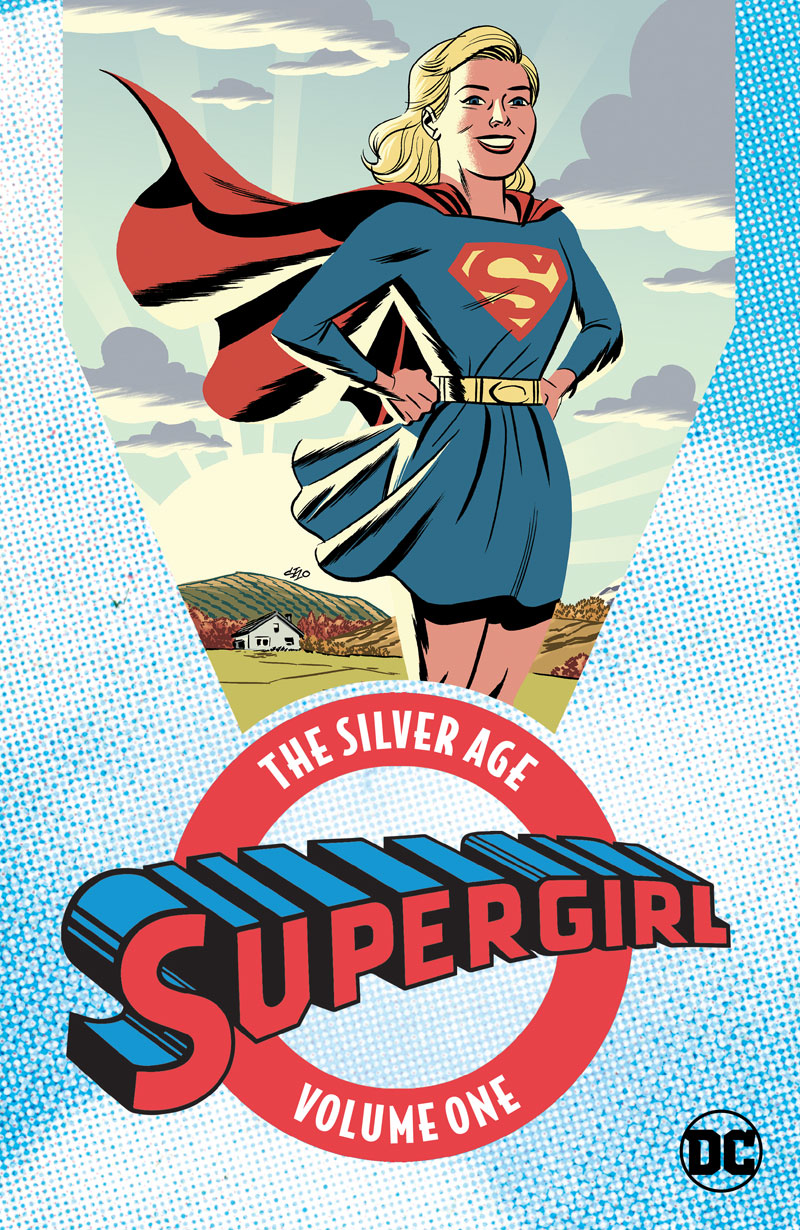 SUPERGIRL: THE SILVER AGE VOL. 1 TP