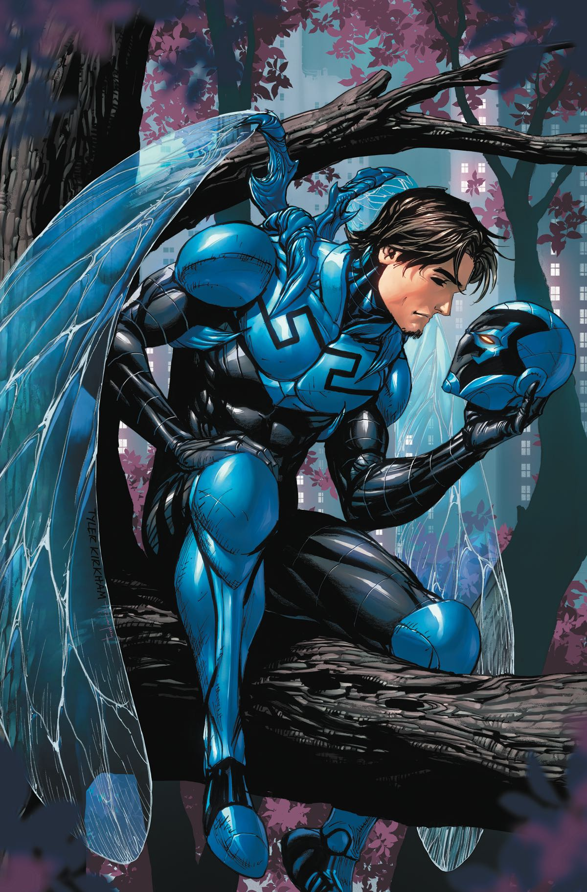 BLUE BEETLE VOL. 3: ROAD TO NOWHERE TP