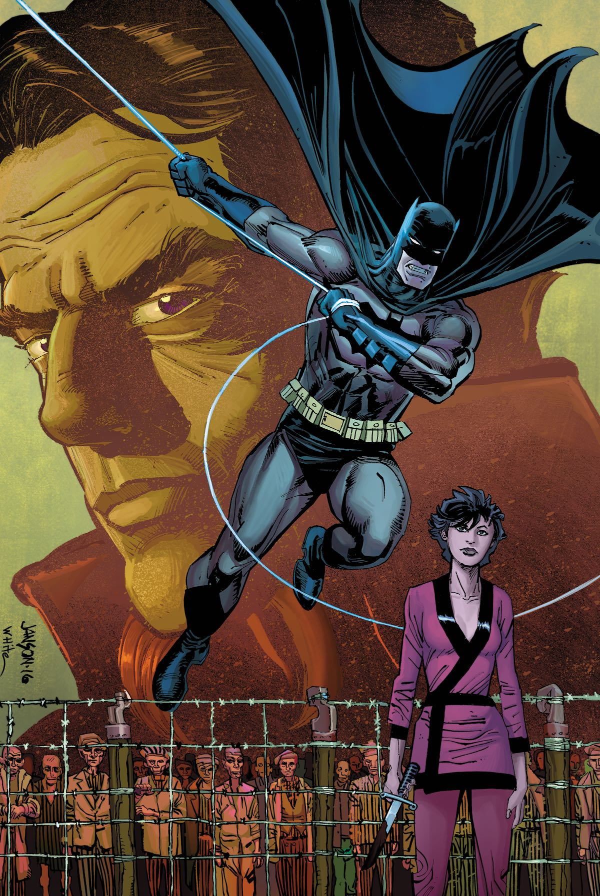 BATMAN: DEATH AND THE MAIDENS TP NEW EDITION