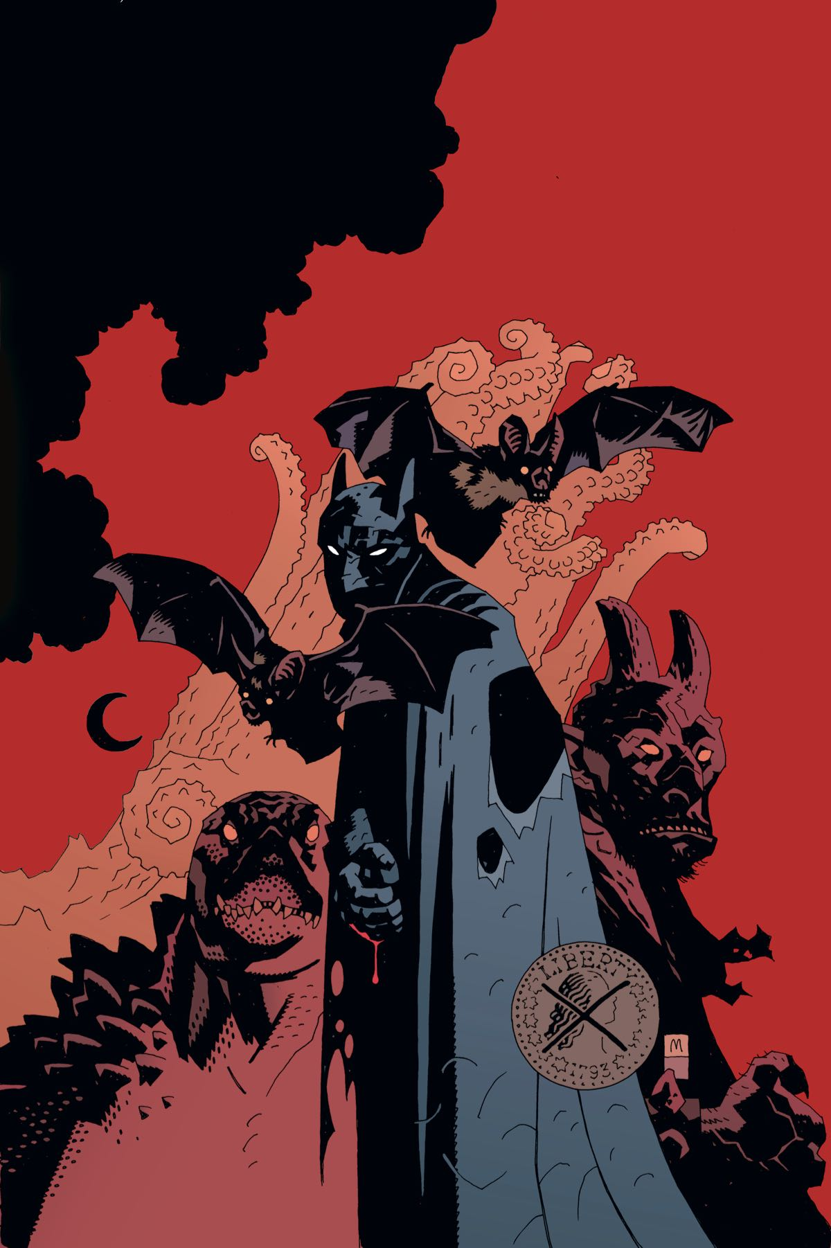 THE DC UNIVERSE BY MIKE MIGNOLA TP