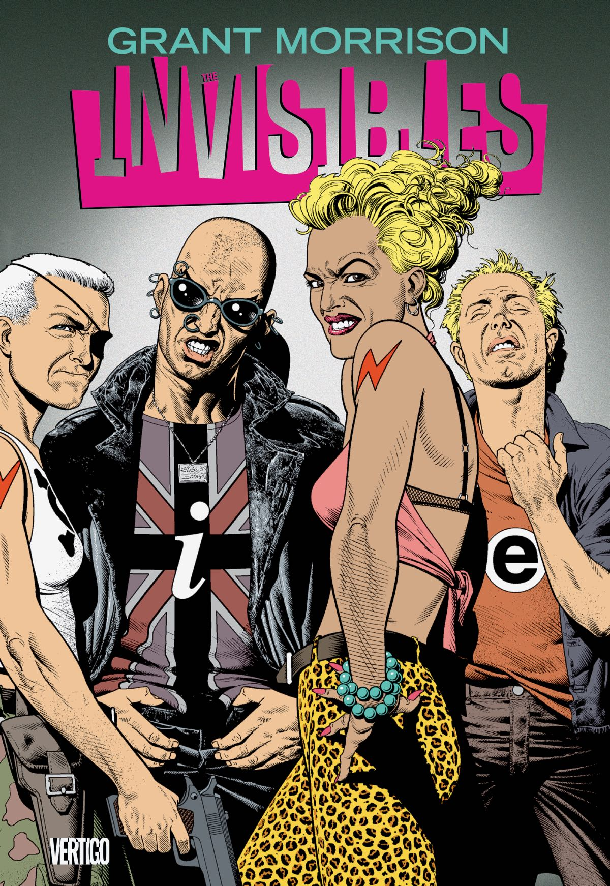 THE INVISIBLES BOOK THREE TP