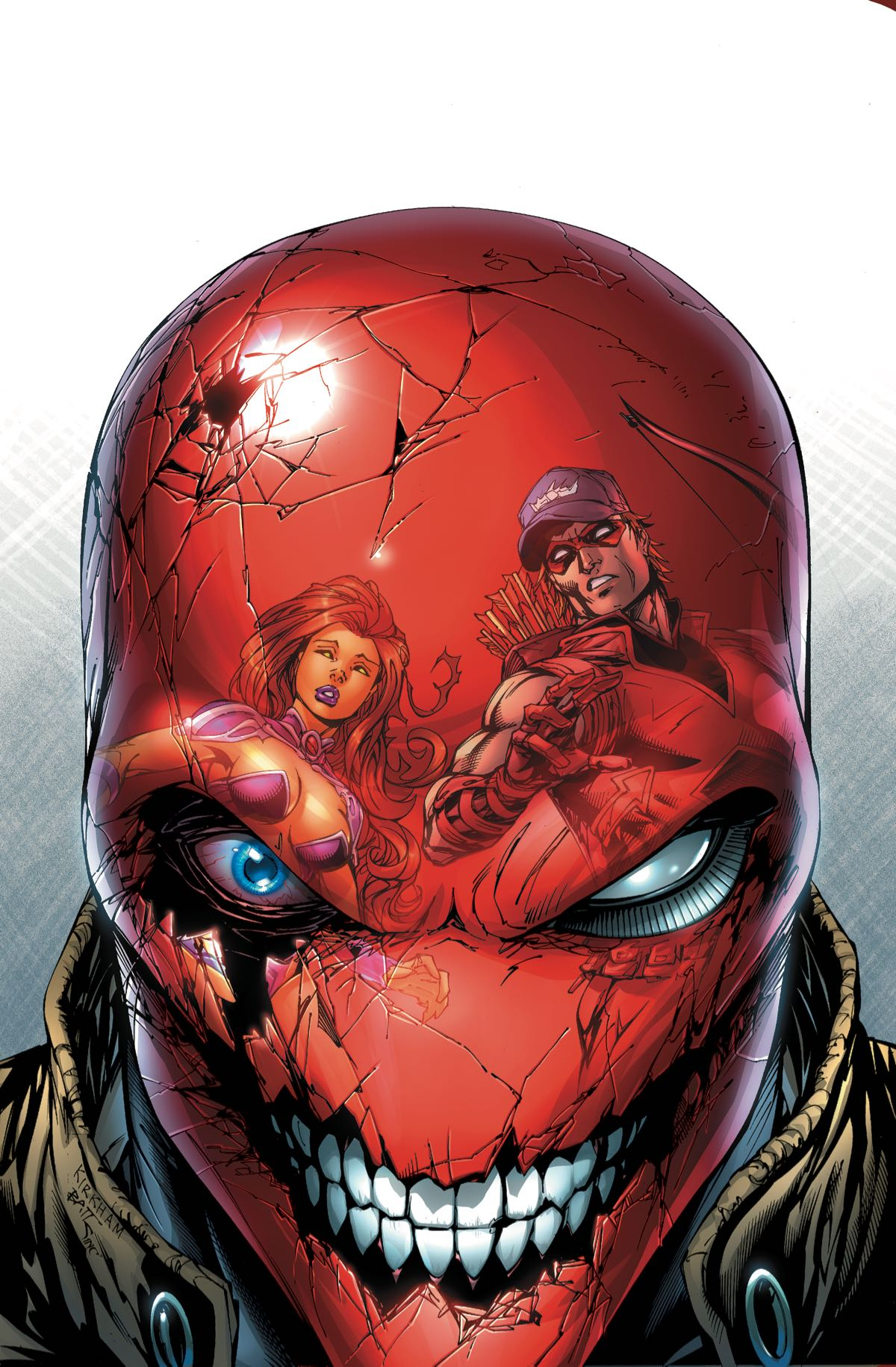 RED HOOD AND THE OUTLAWS: THE NEW 52 OMNIBUS VOL. 1 HC