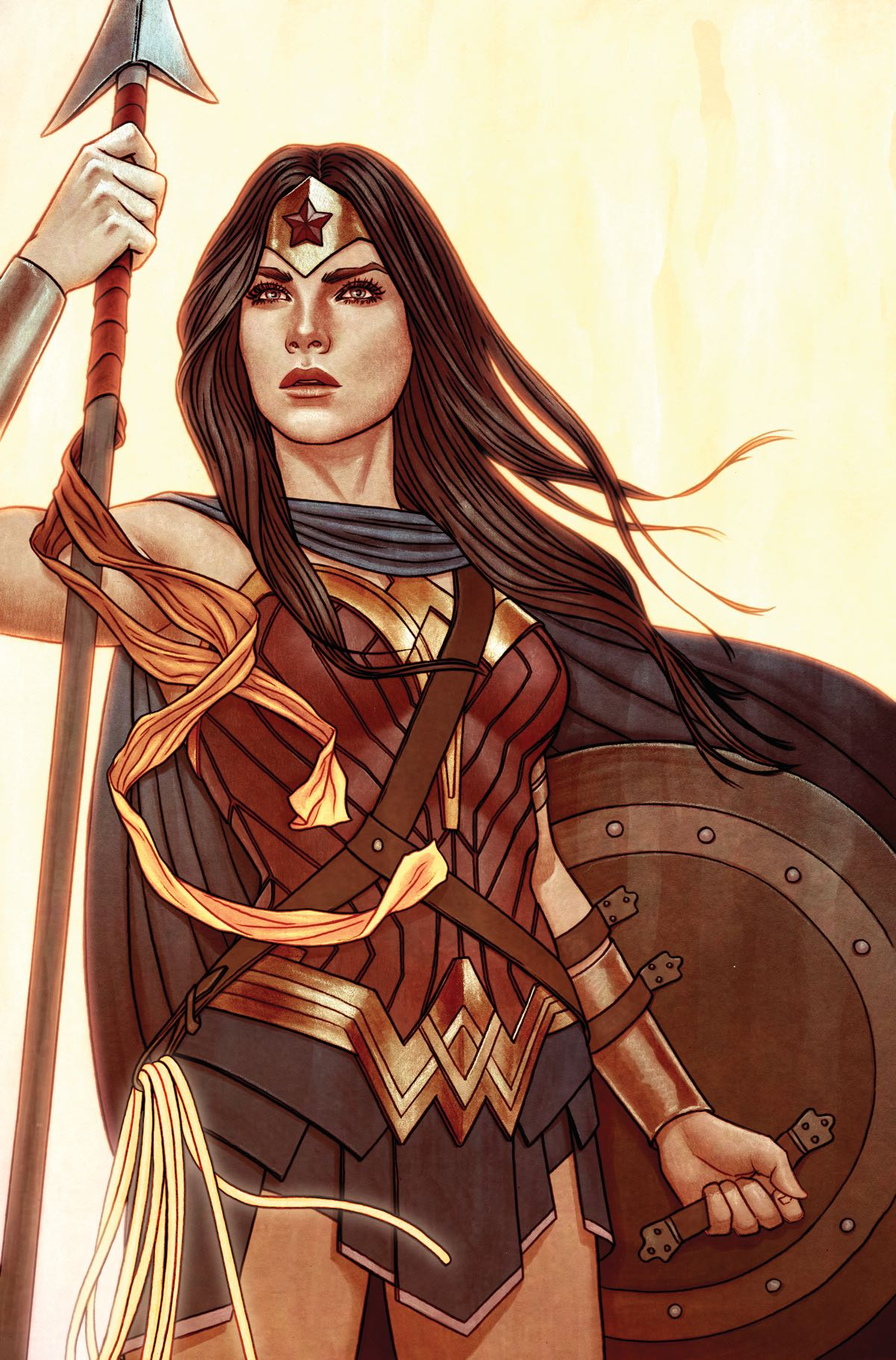 WONDER WOMAN: THE REBIRTH DELUXE EDITION BOOK TWO HC
